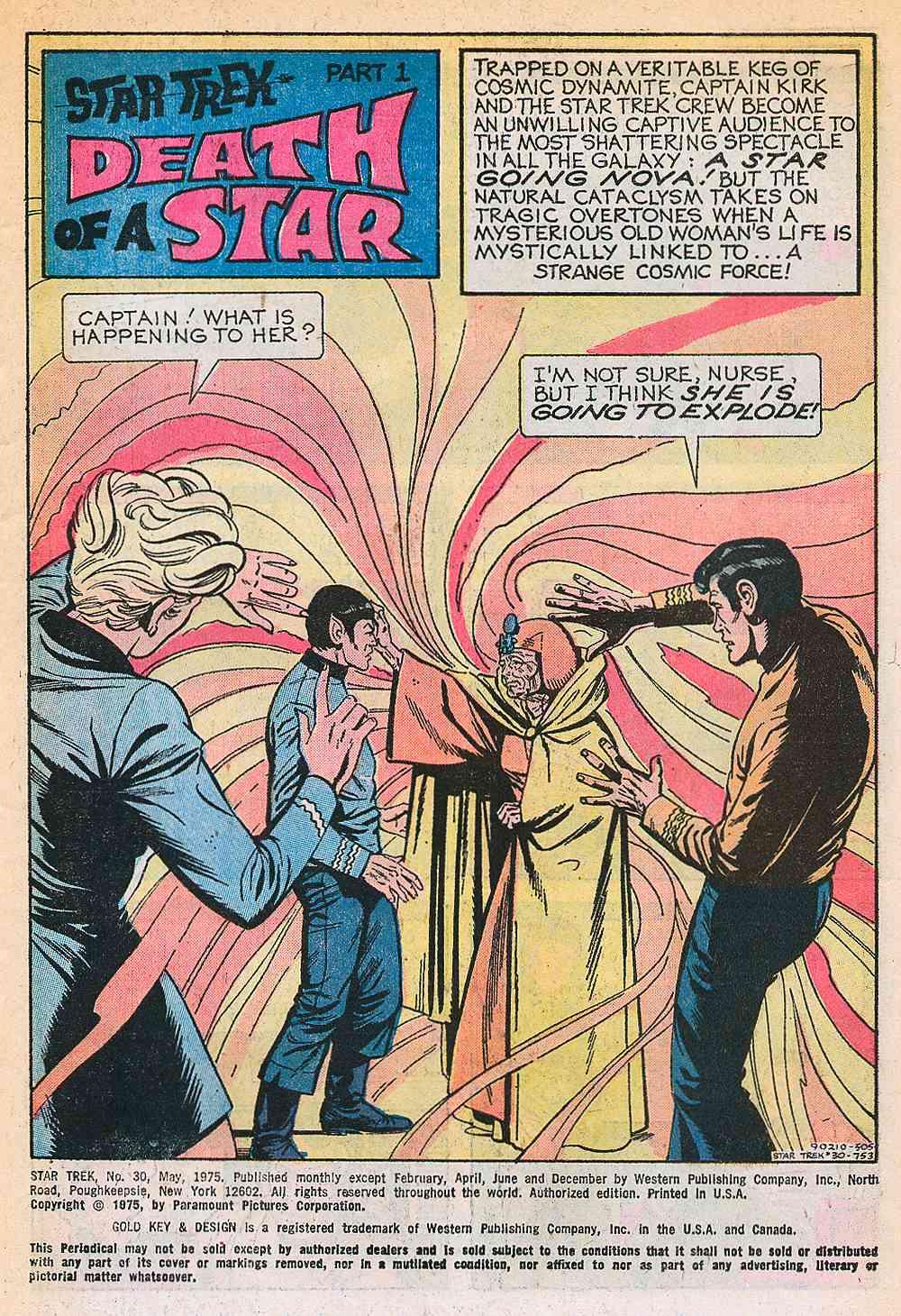 Star Trek (1967) Issue #30 #30 - English 2