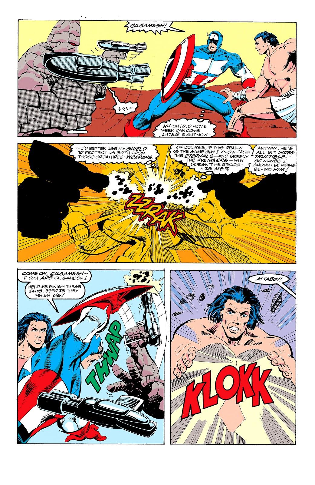 Captain America (1968) _Annual 11 #11 - English 13