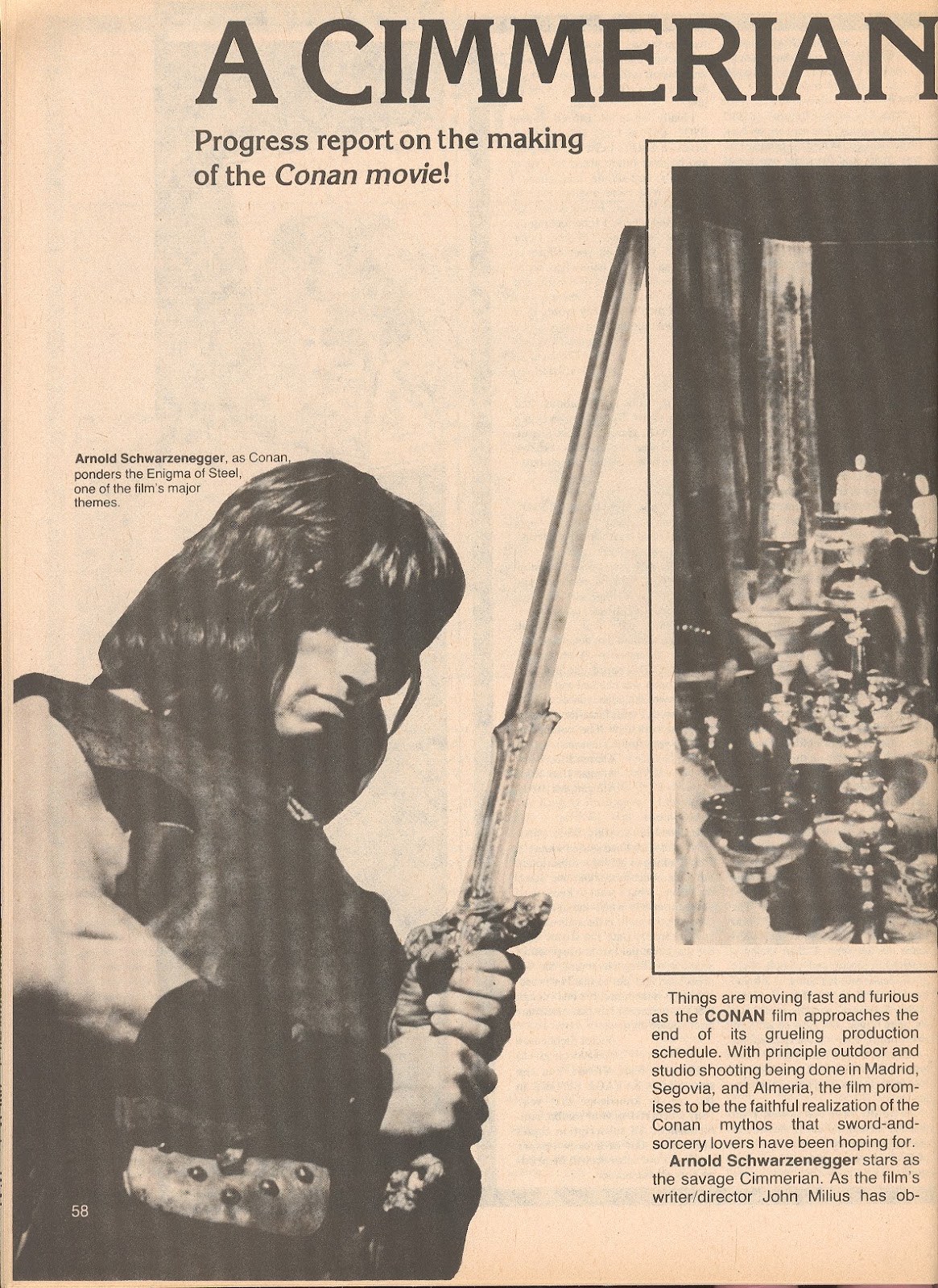 The Savage Sword Of Conan Issue #70 #71 - English 58
