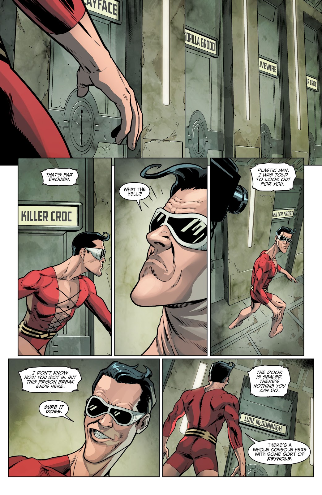 Injustice: Gods Among Us Year Four _Annual 1 #1 - English 25