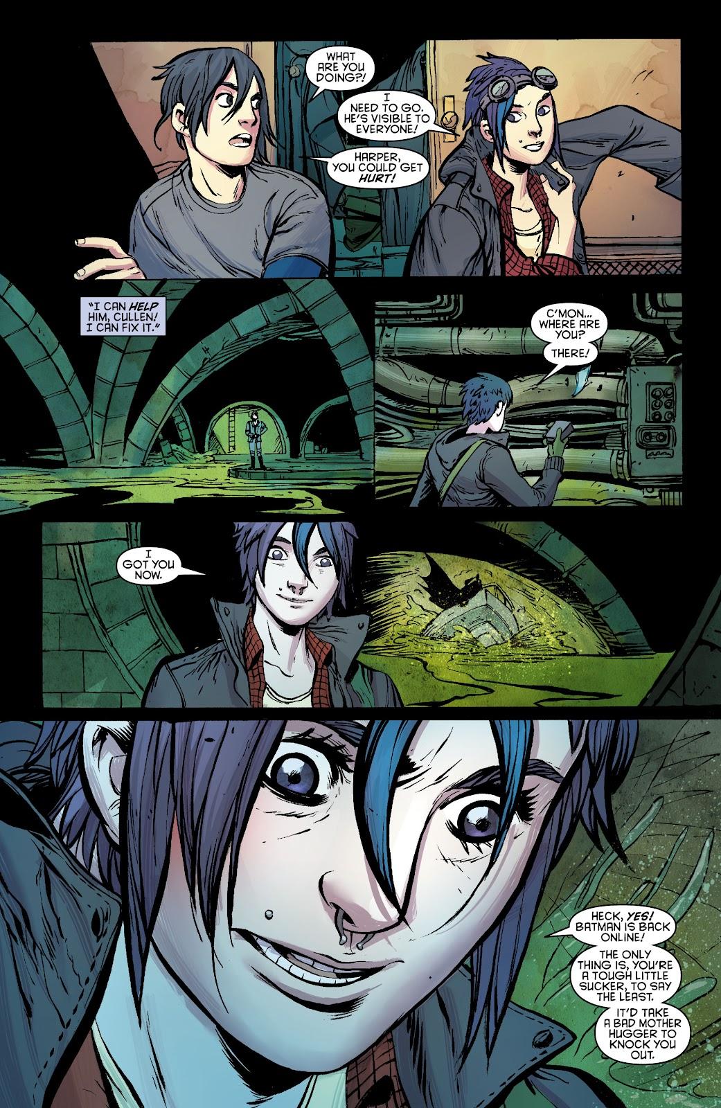 Batman (2011) Issue #12 #27 - English 21