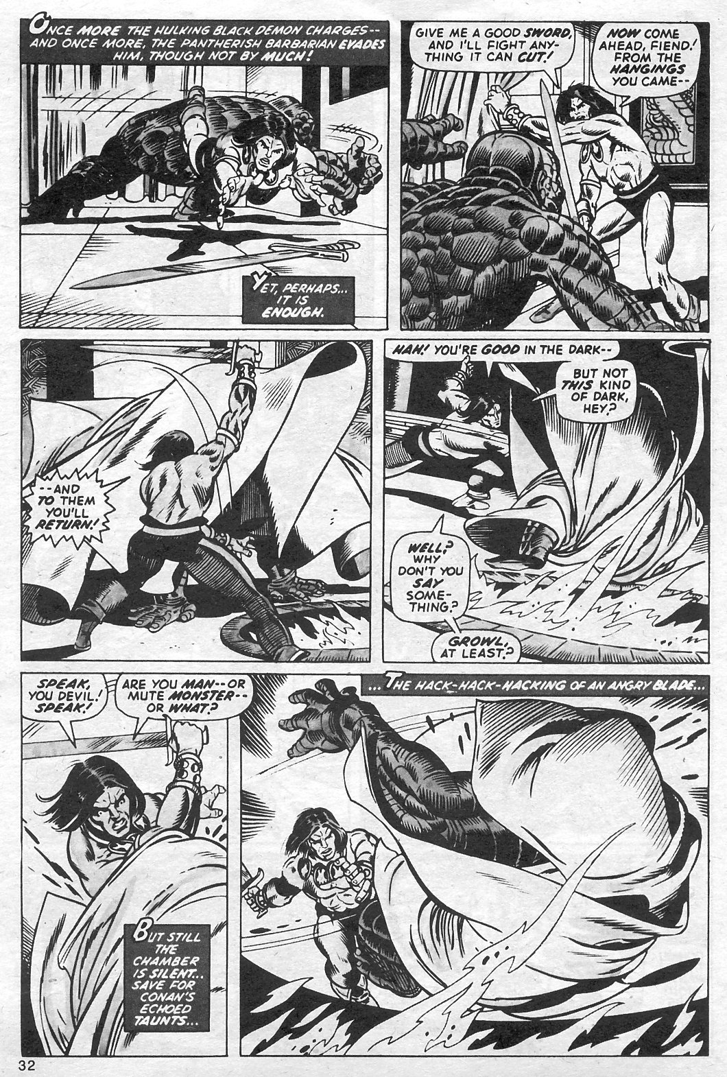 The Savage Sword Of Conan Issue #13 #14 - English 32