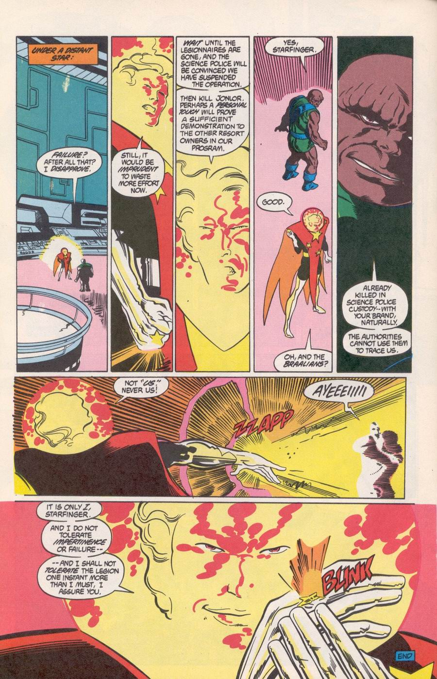 Tales of the Legion Issue #354 #41 - English 29