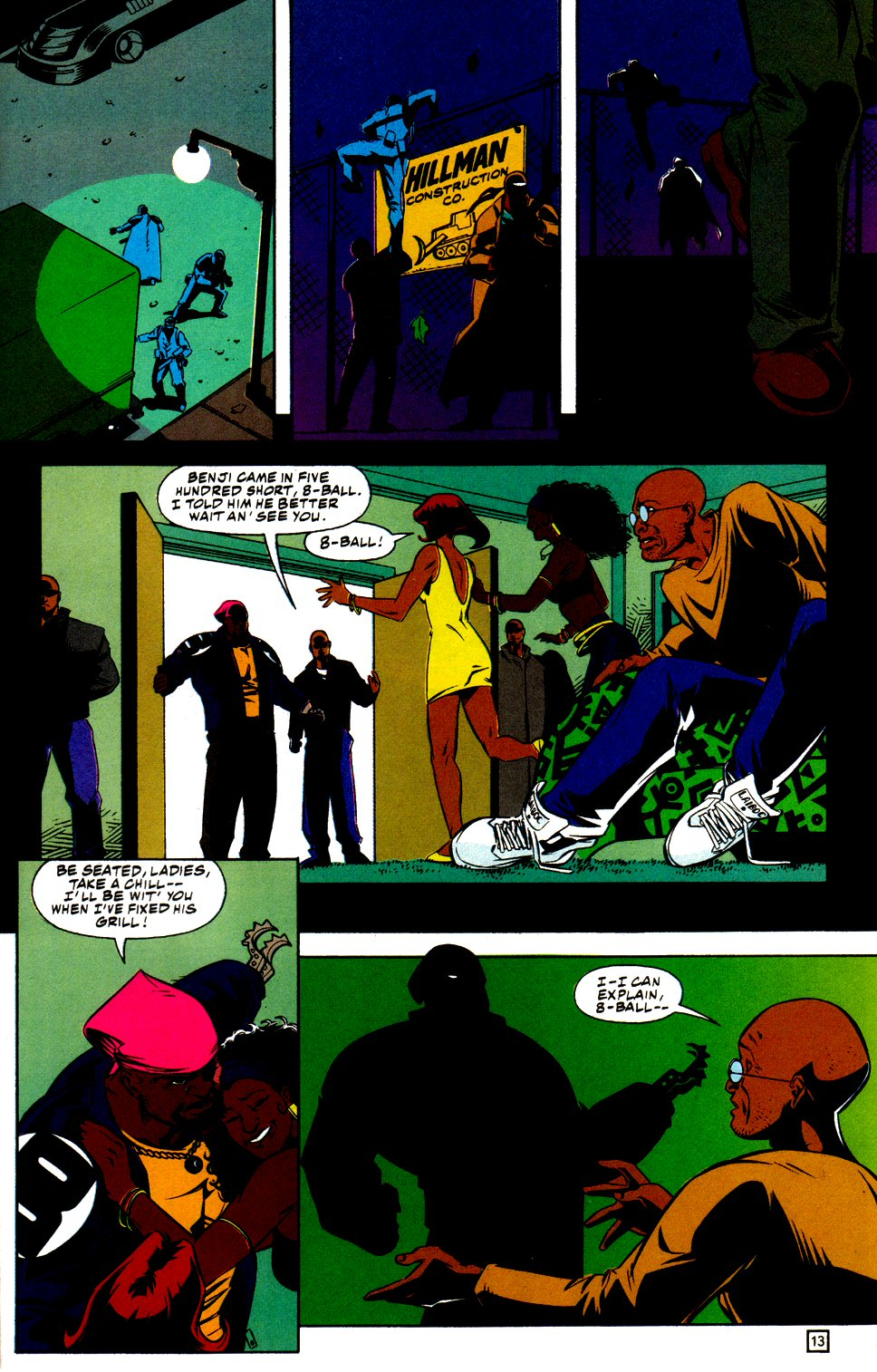Chain Gang War 2 Page 13
