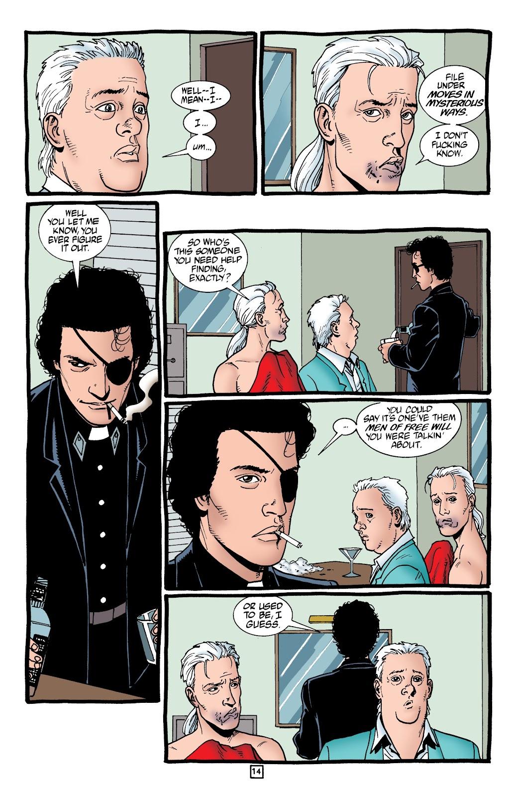 Preacher Issue #59 #68 - English 15