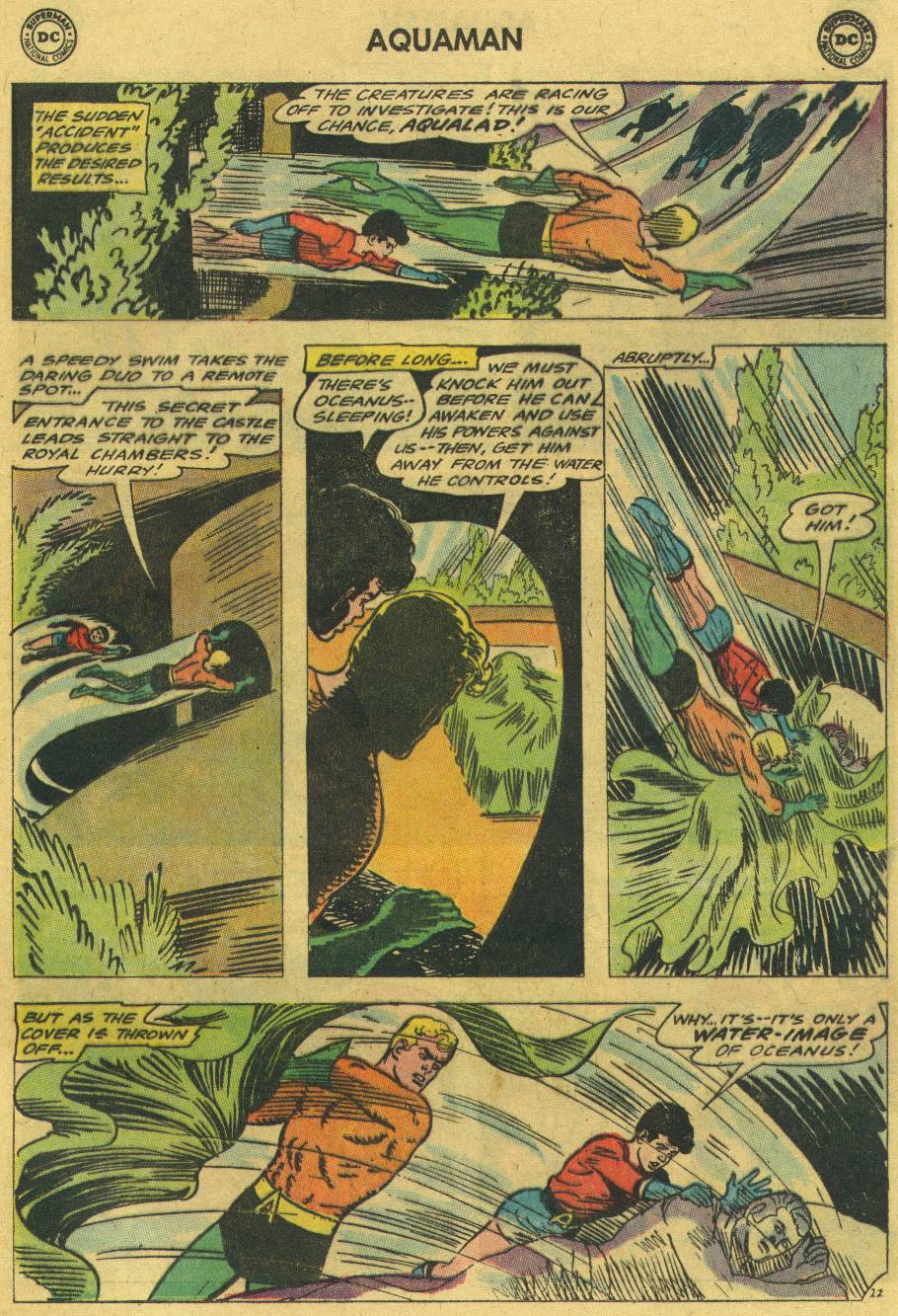 Aquaman (1962) Issue #18 #18 - English 29