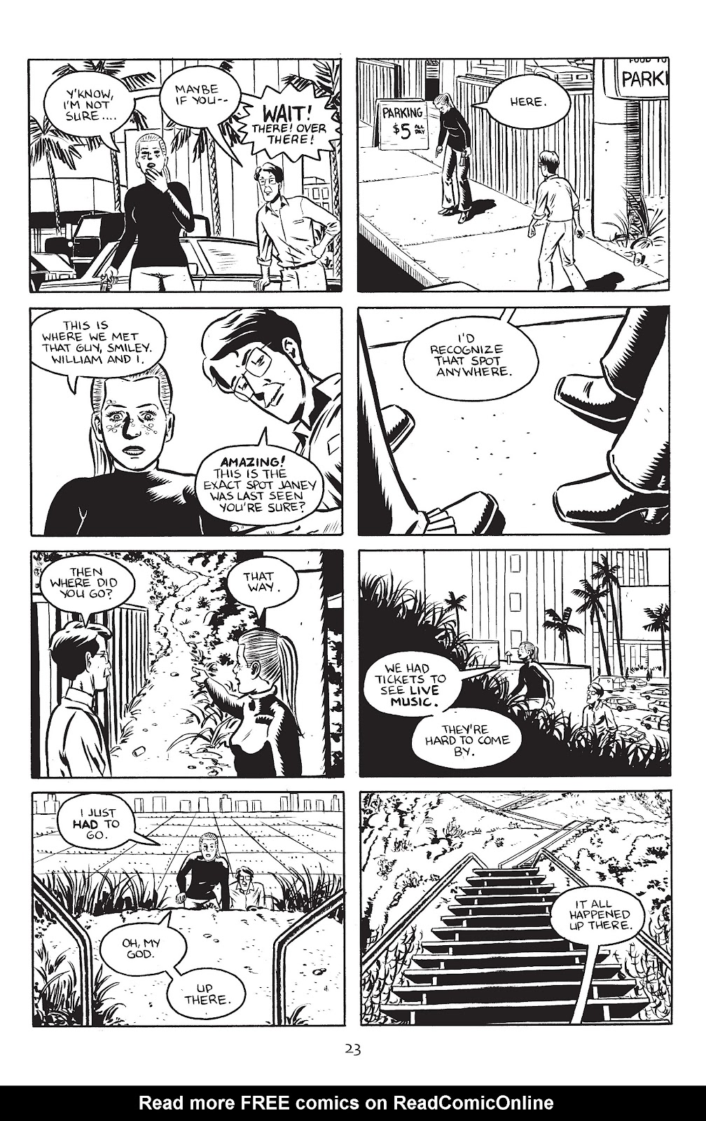 Stray Bullets Issue #26 #26 - English 25