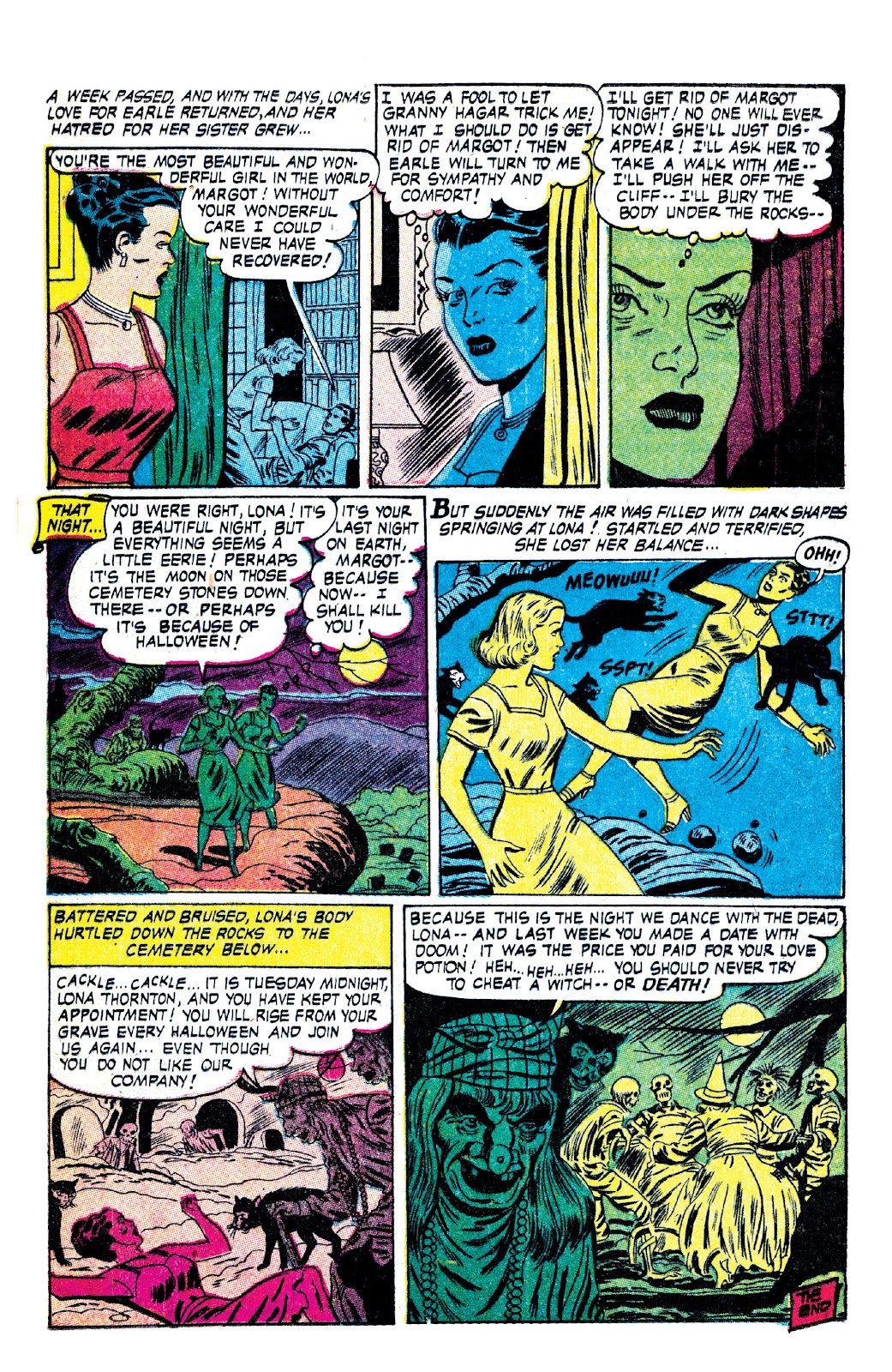 Haunted Horror Issue #19 #19 - English 42
