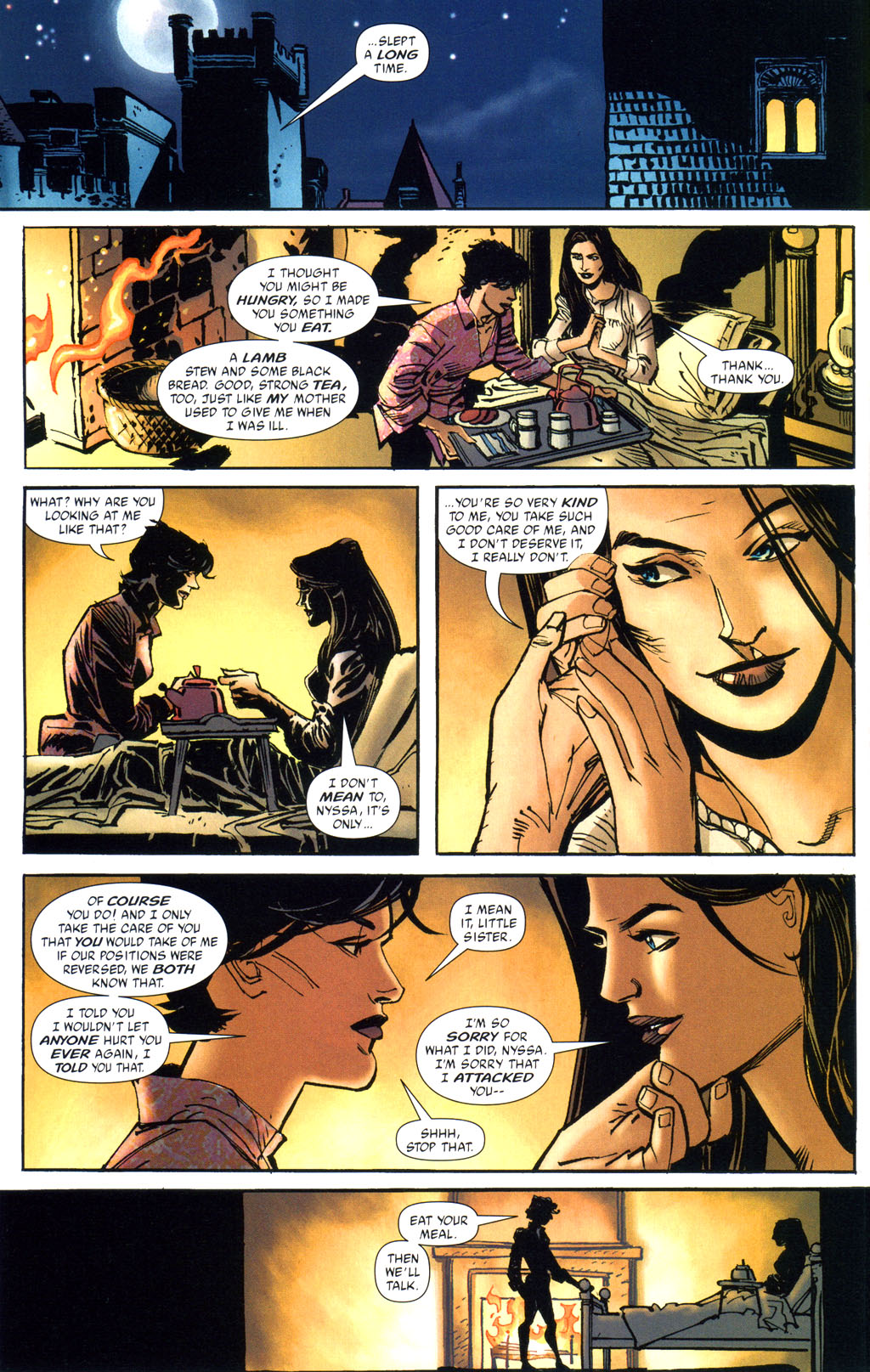 Batman: Death and the Maidens 6 Page 13