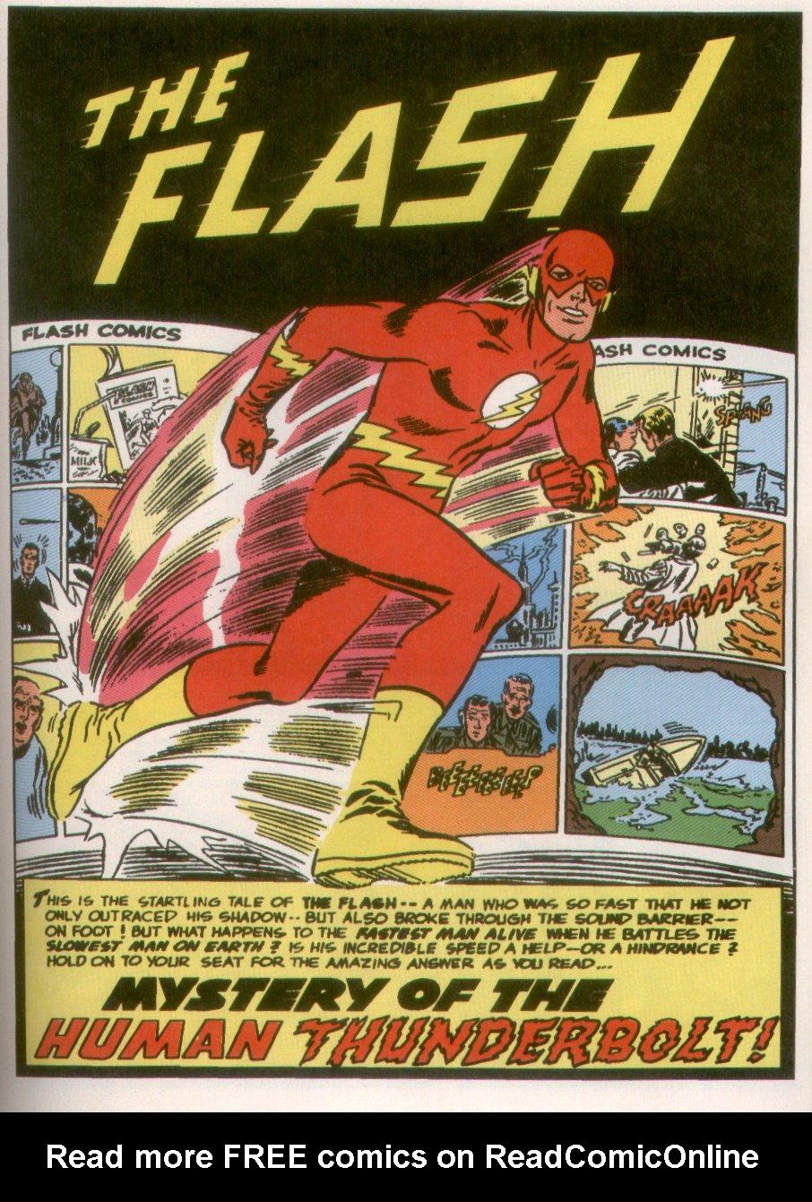 Read online Secret Origins (1961) comic -  Issue # Full - 61