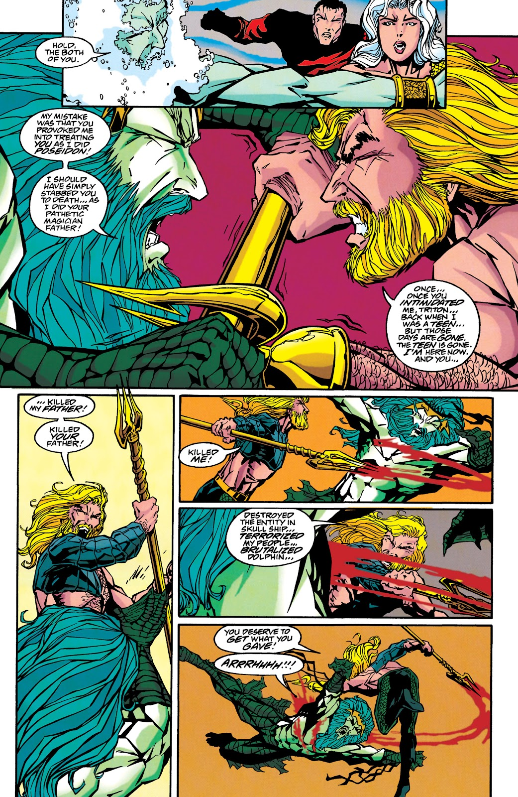 Aquaman (1994) Issue #46 #52 - English 17