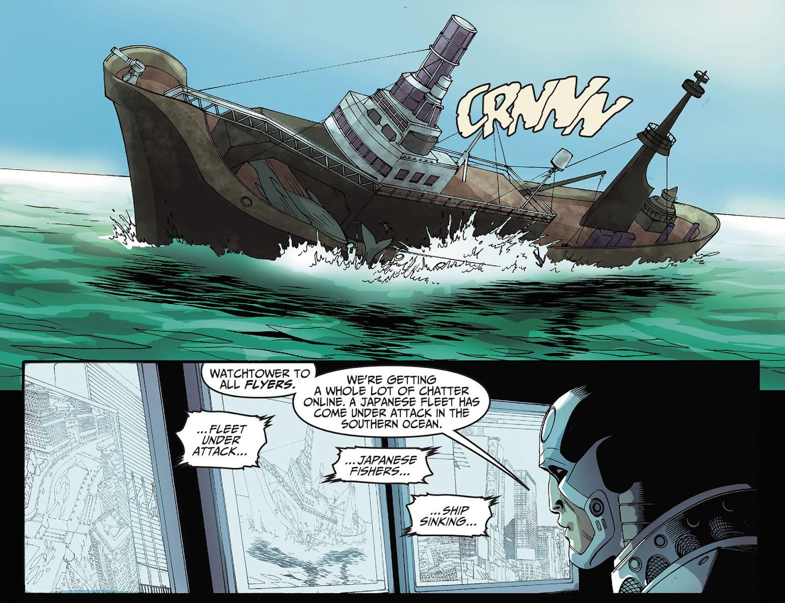 Injustice: Gods Among Us [I] Issue #10 #11 - English 15
