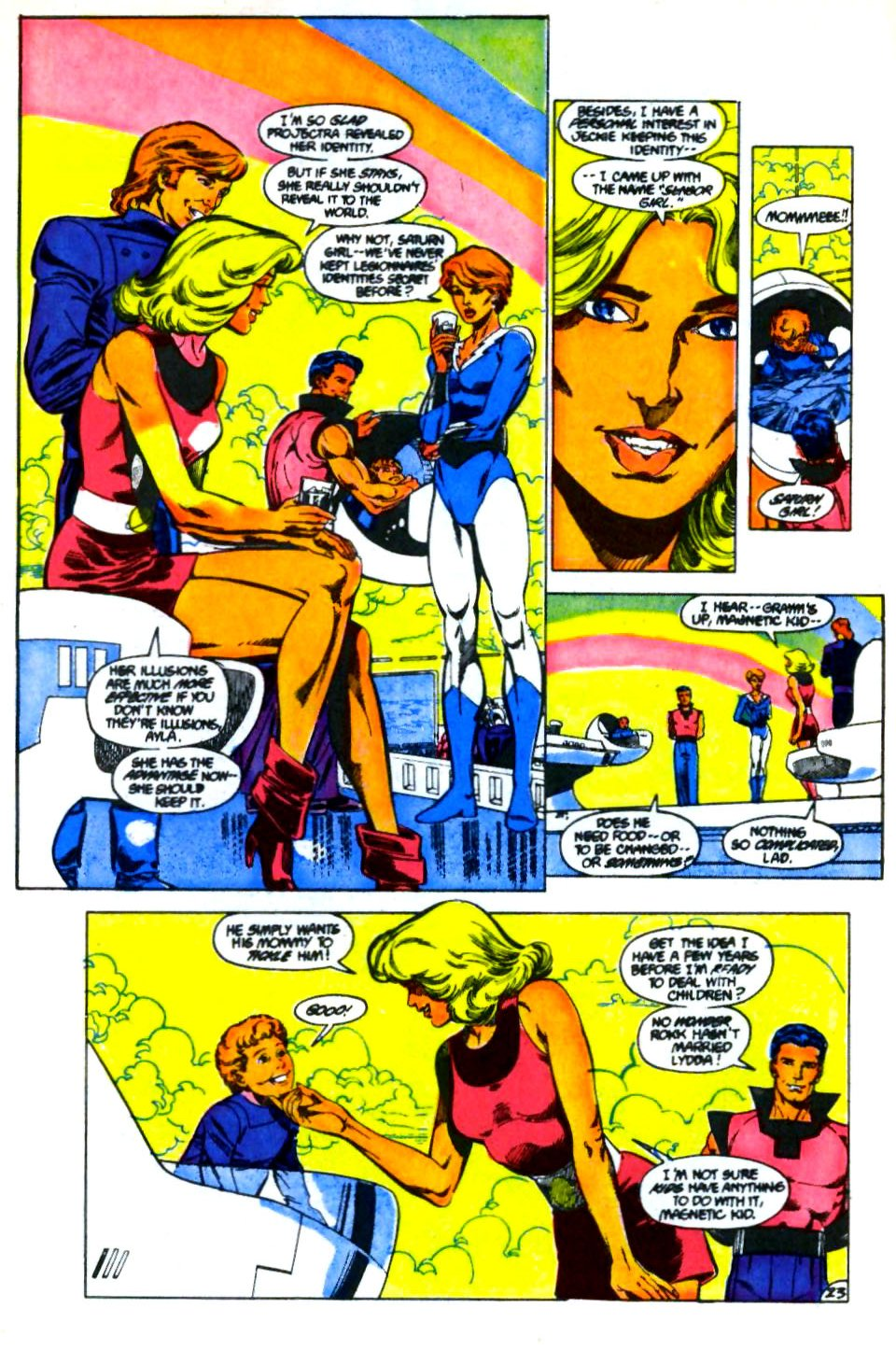 Tales of the Legion Issue #352 #39 - English 22