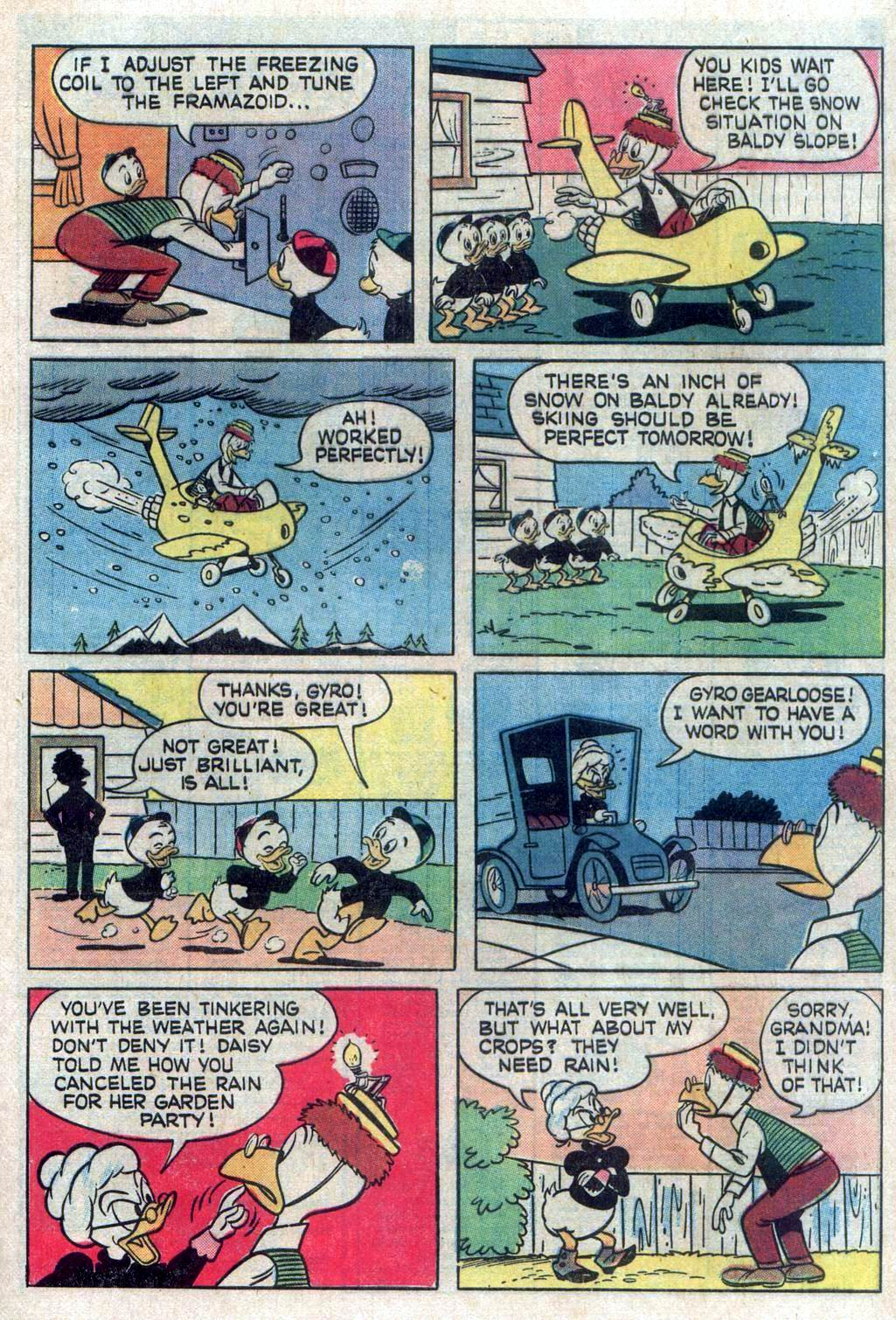 Uncle Scrooge (1953) Issue #160 #160 - English 29