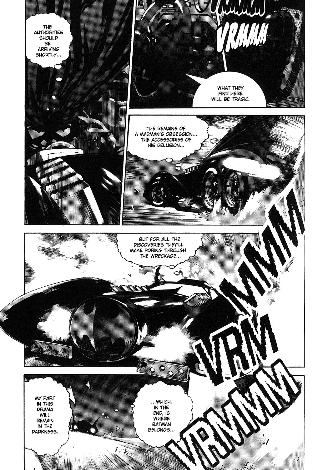 Read online Batman: Child of Dreams comic -  Issue # Full - 309