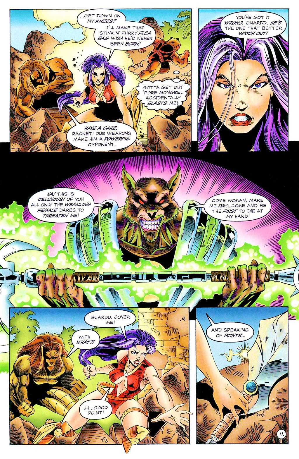 Read online The Others comic -  Issue #2 - 12