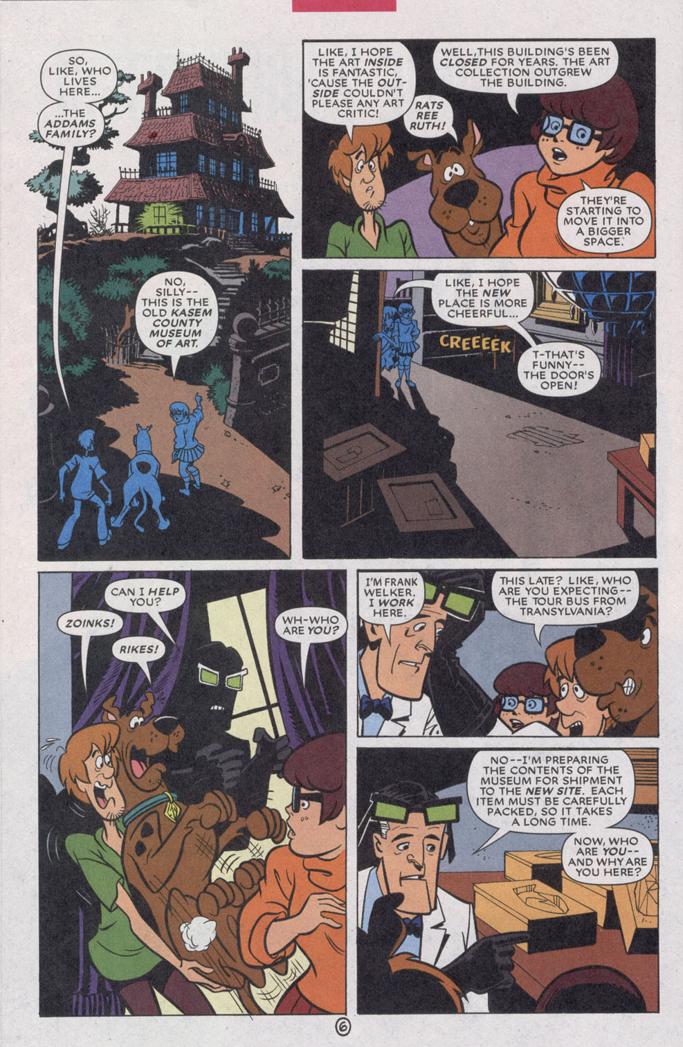 Read online Scooby-Doo (1997) comic -  Issue #74 - 10