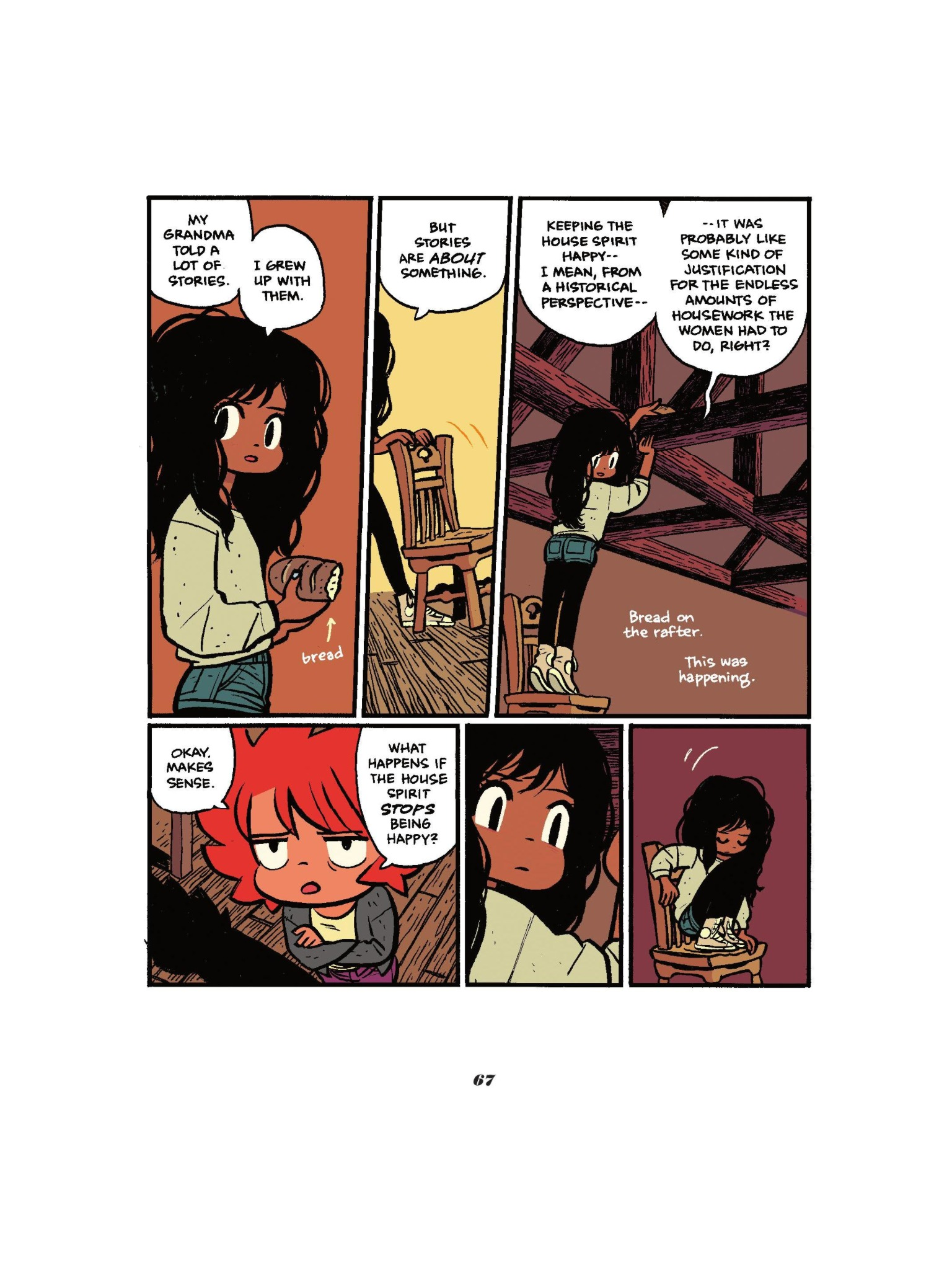 Read online Seconds comic -  Issue # Full - 69