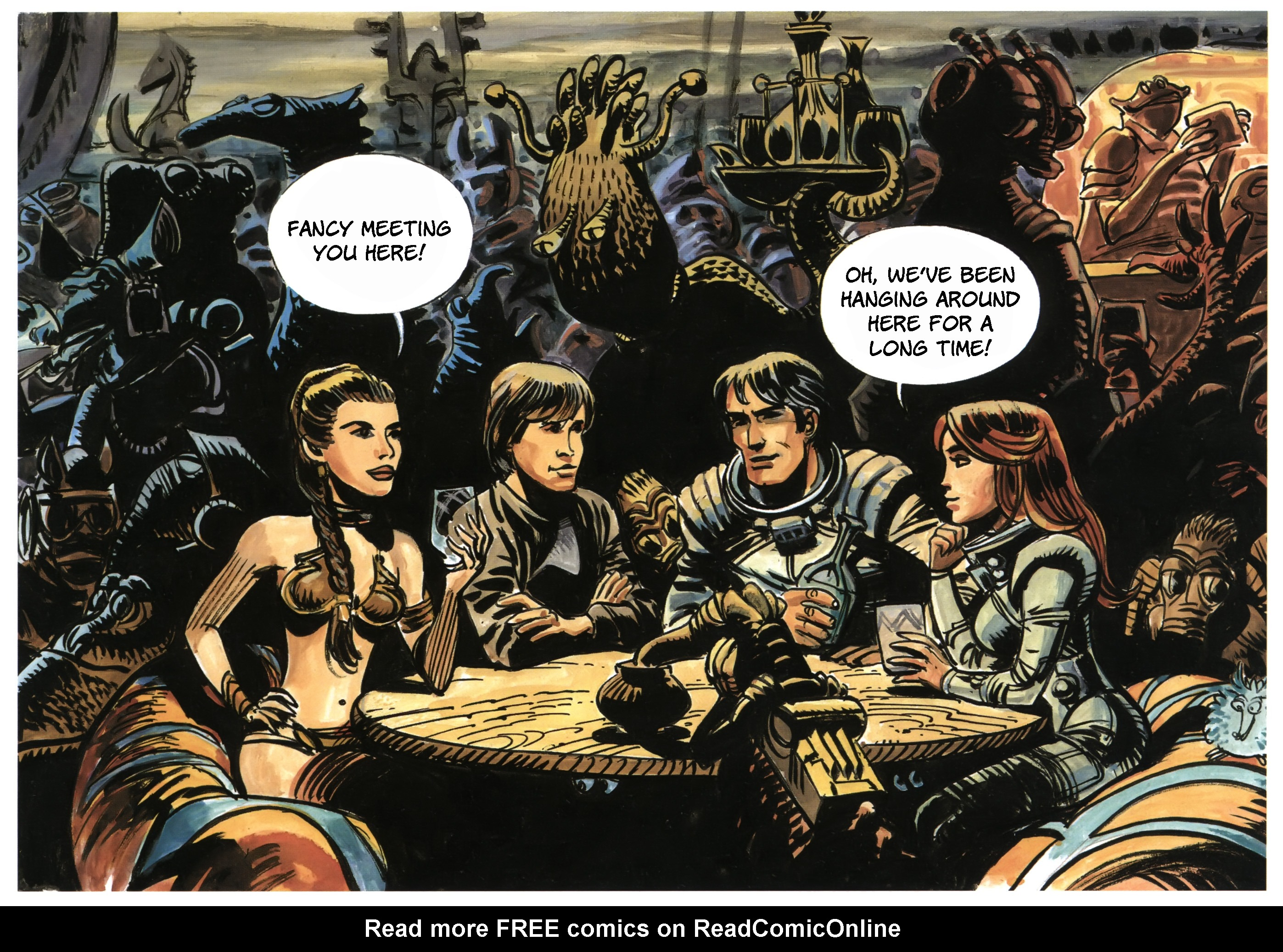 Valerian and Laureline #1 #23 - English 56