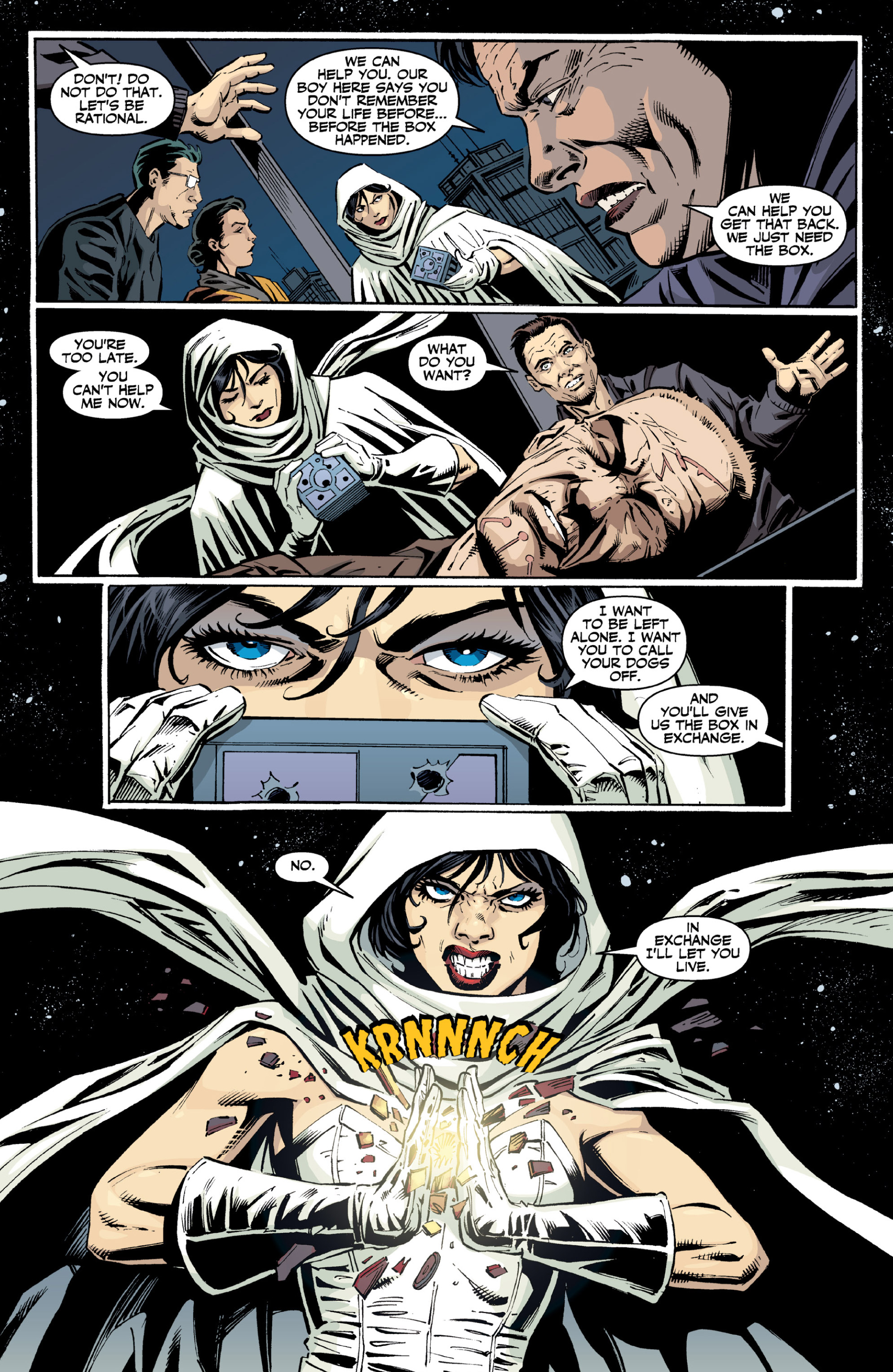 Read online Ghost (2013) comic -  Issue # TPB 2 - 100