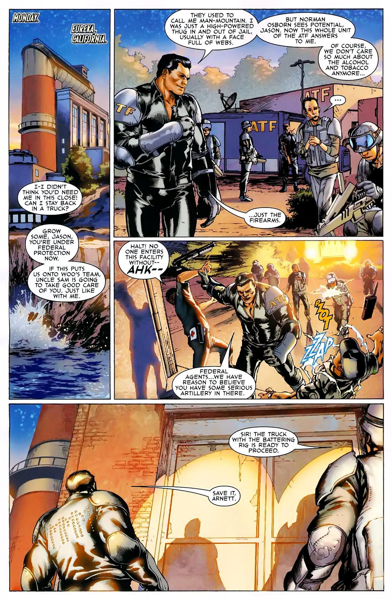Read online Secret Invasion: War of Kings comic -  Issue # Full - 42