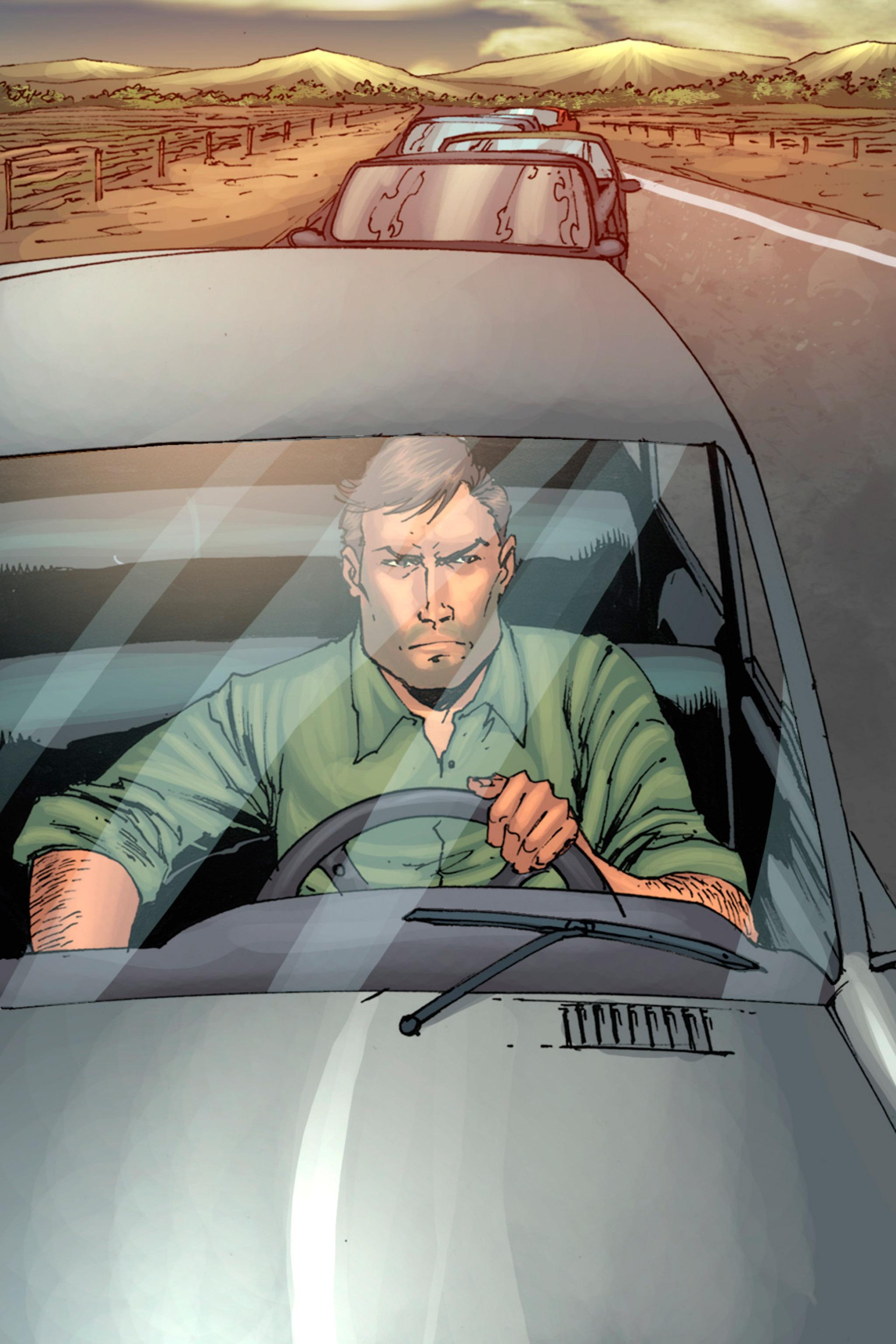 Read online Z-Men comic -  Issue #1 - 17
