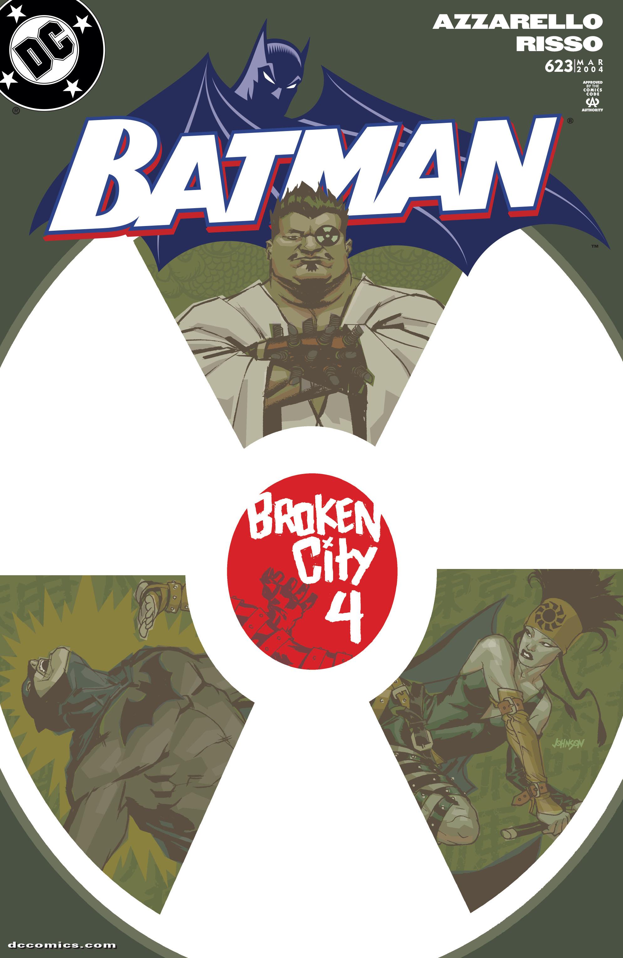 Batman (1940) 623 Page 1