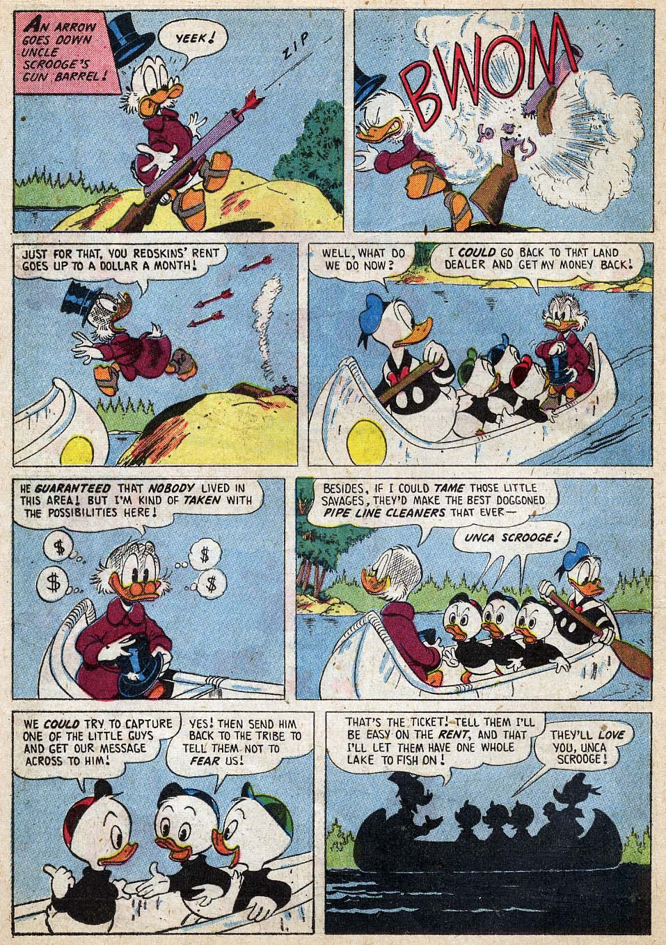 Uncle Scrooge (1953) #18 #387 - English 12
