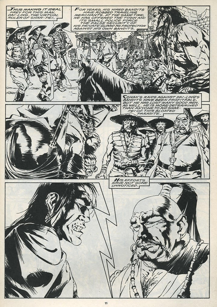 The Savage Sword Of Conan Issue #175 #176 - English 13