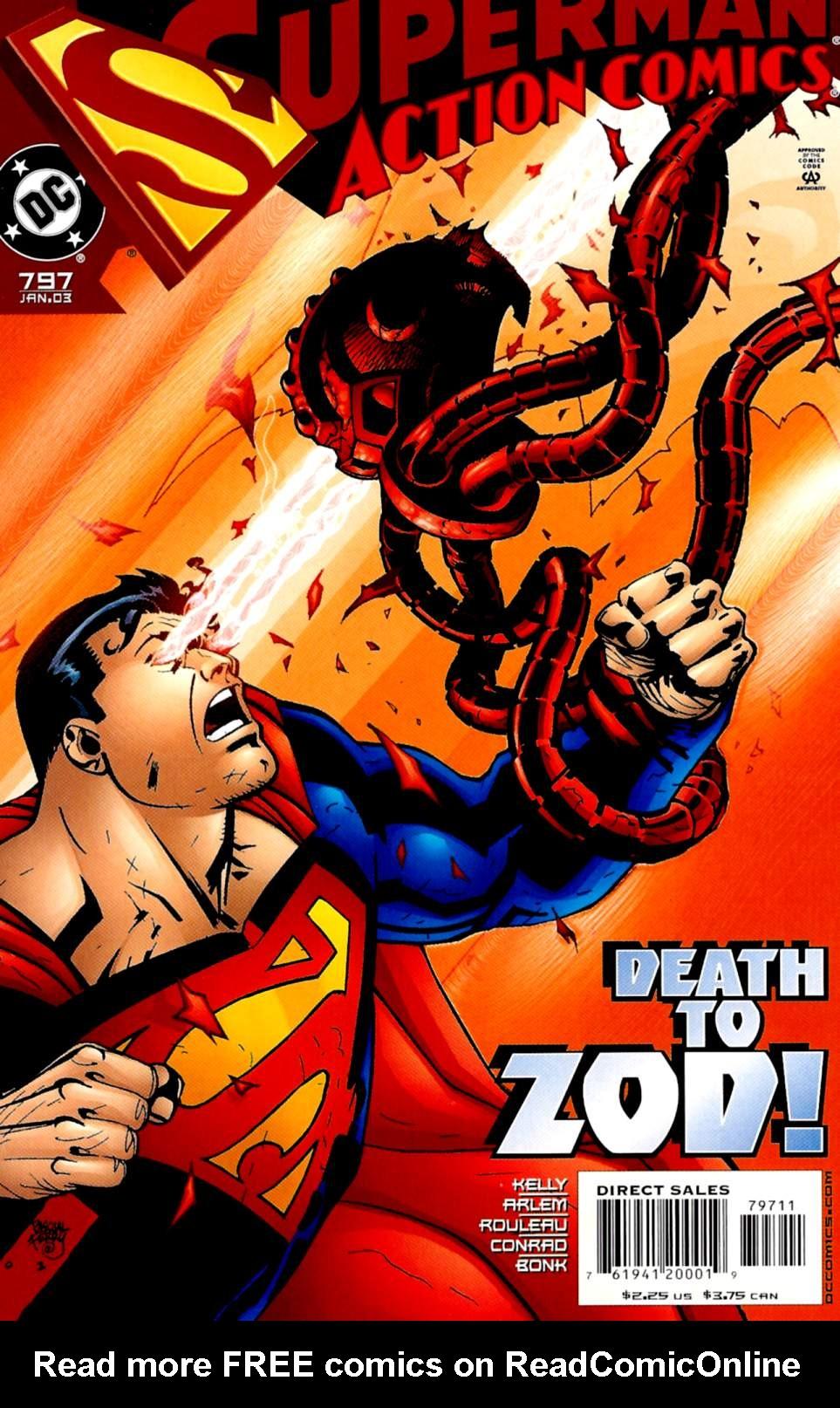 Action Comics (1938) 797 Page 1