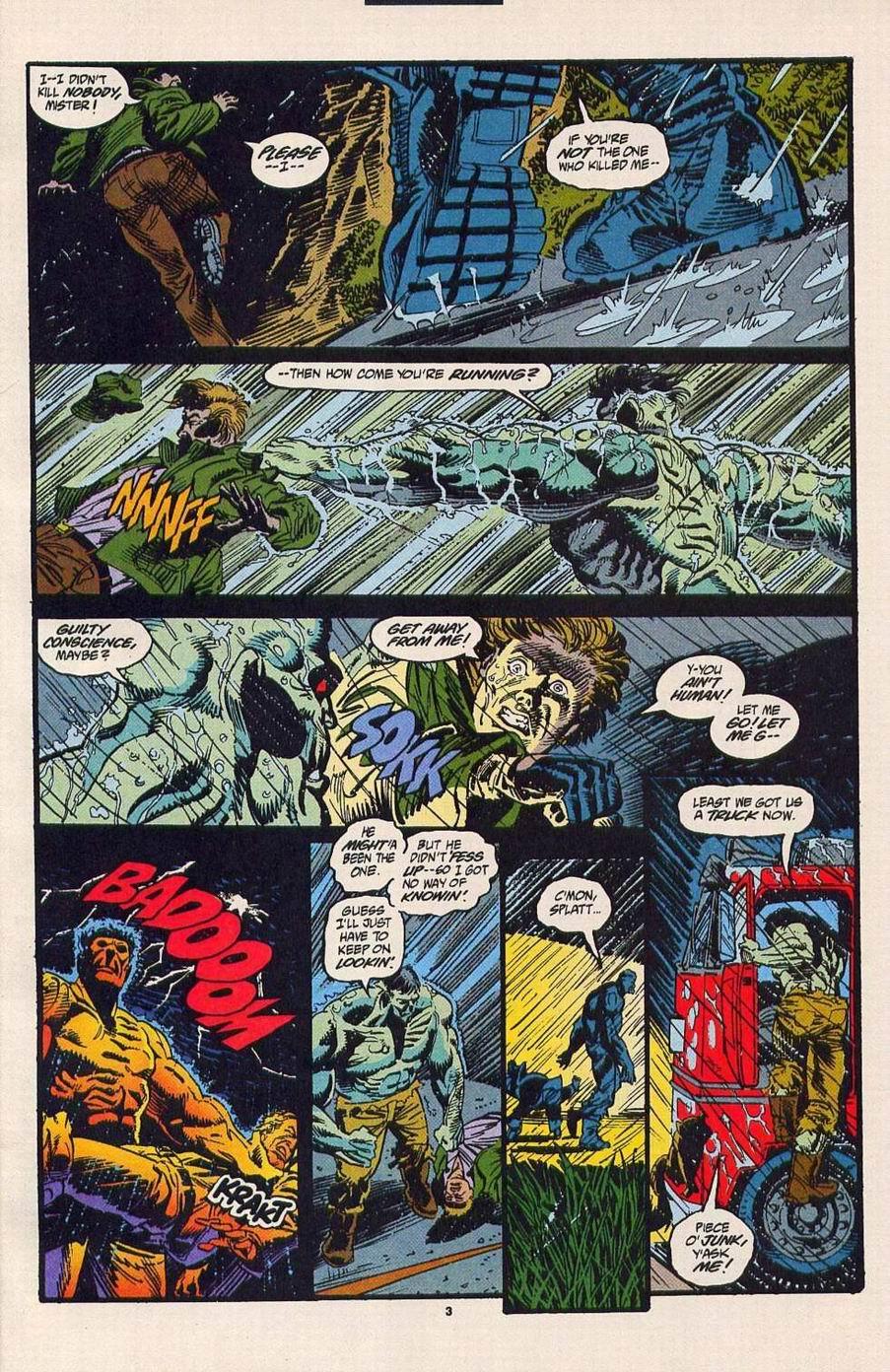 Read online Secret Defenders comic -  Issue #4 - 4
