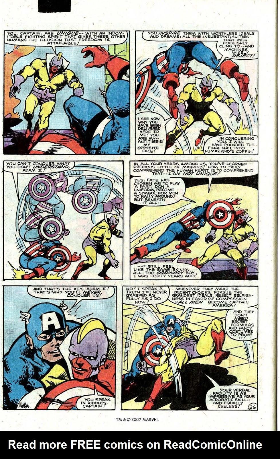 Captain America (1968) _Annual 6 #6 - English 44