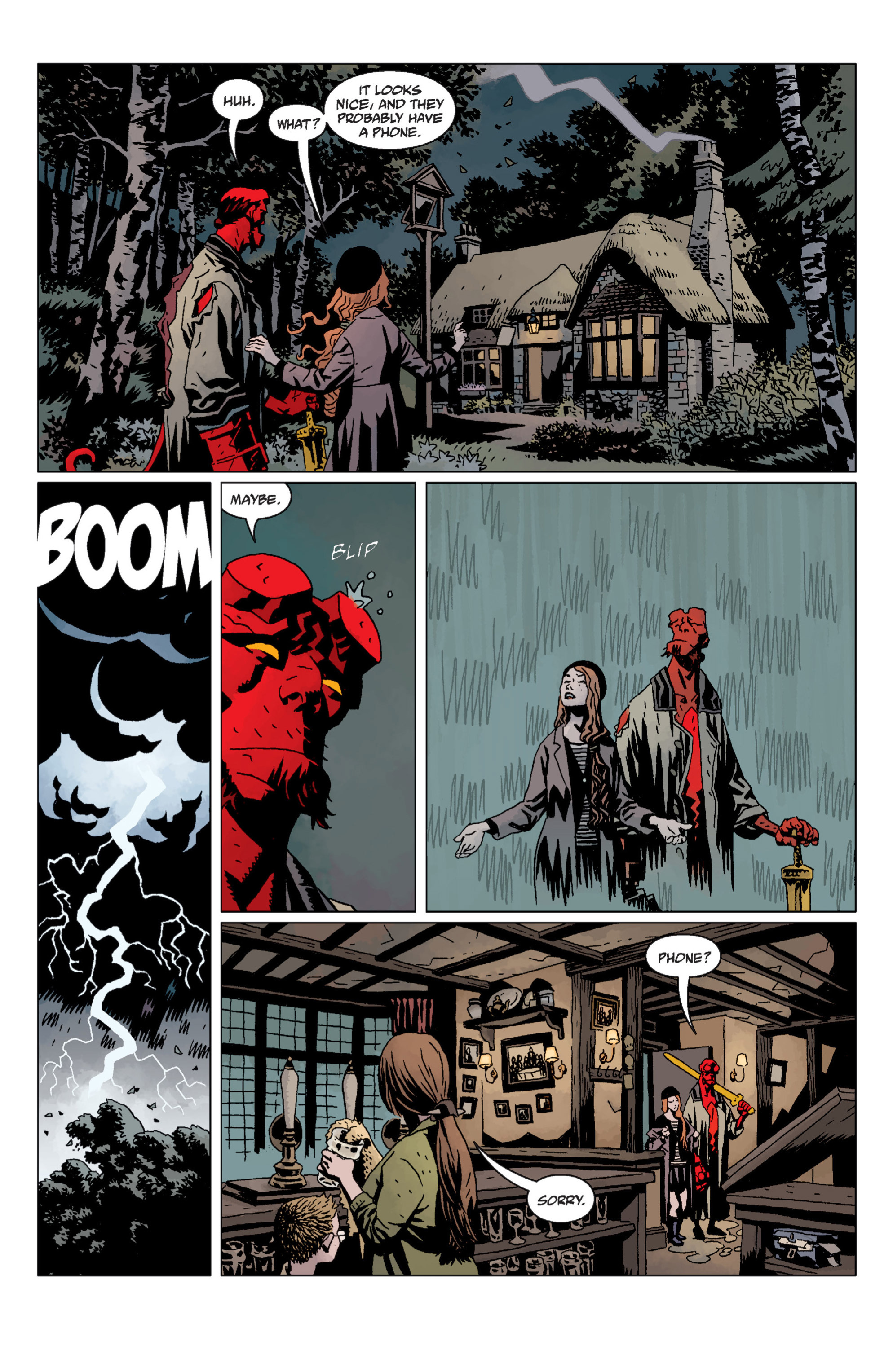 Hellboy chap 12 pic 52