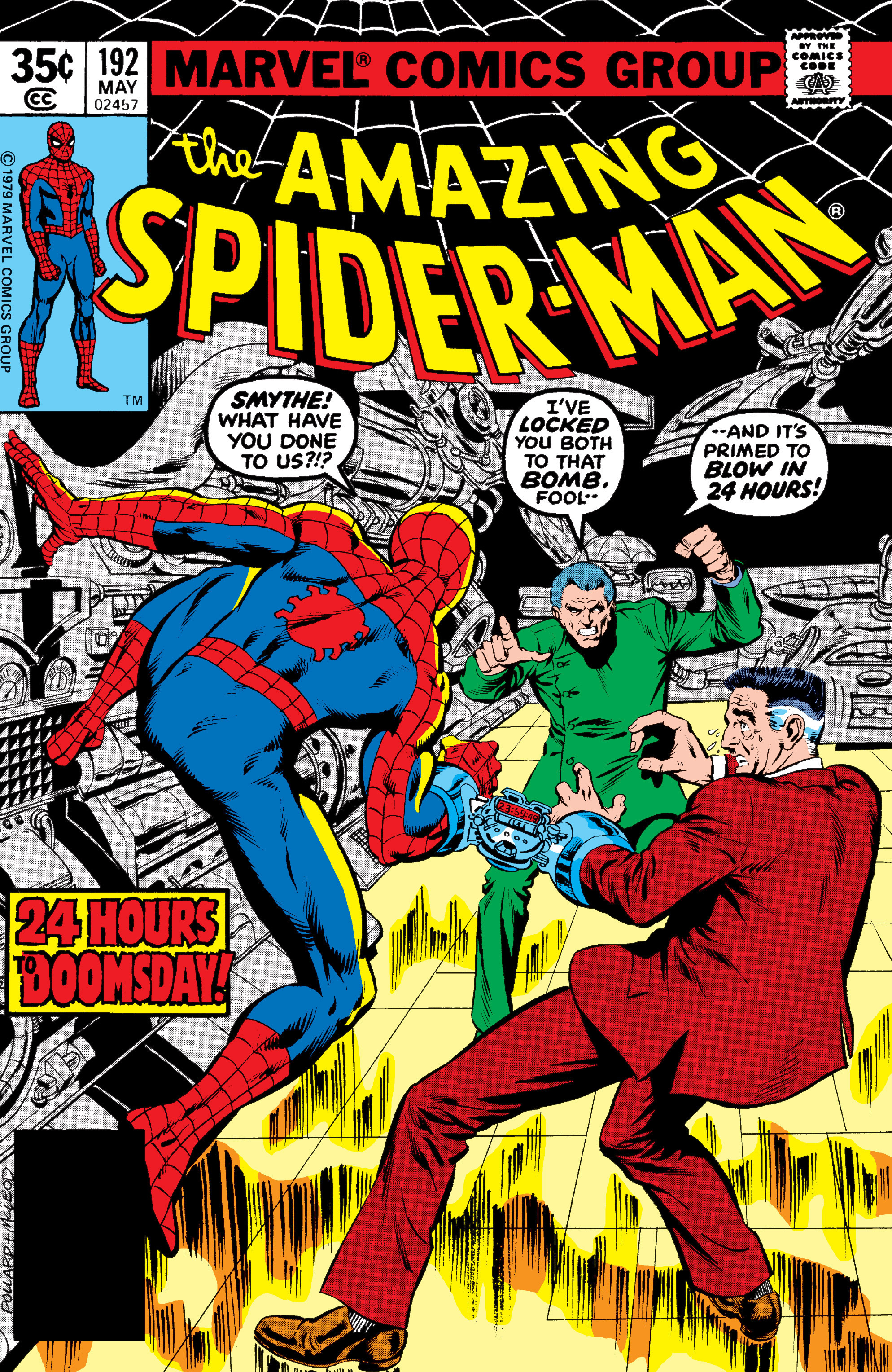 The Amazing Spider-Man (1963) 192 Page 1