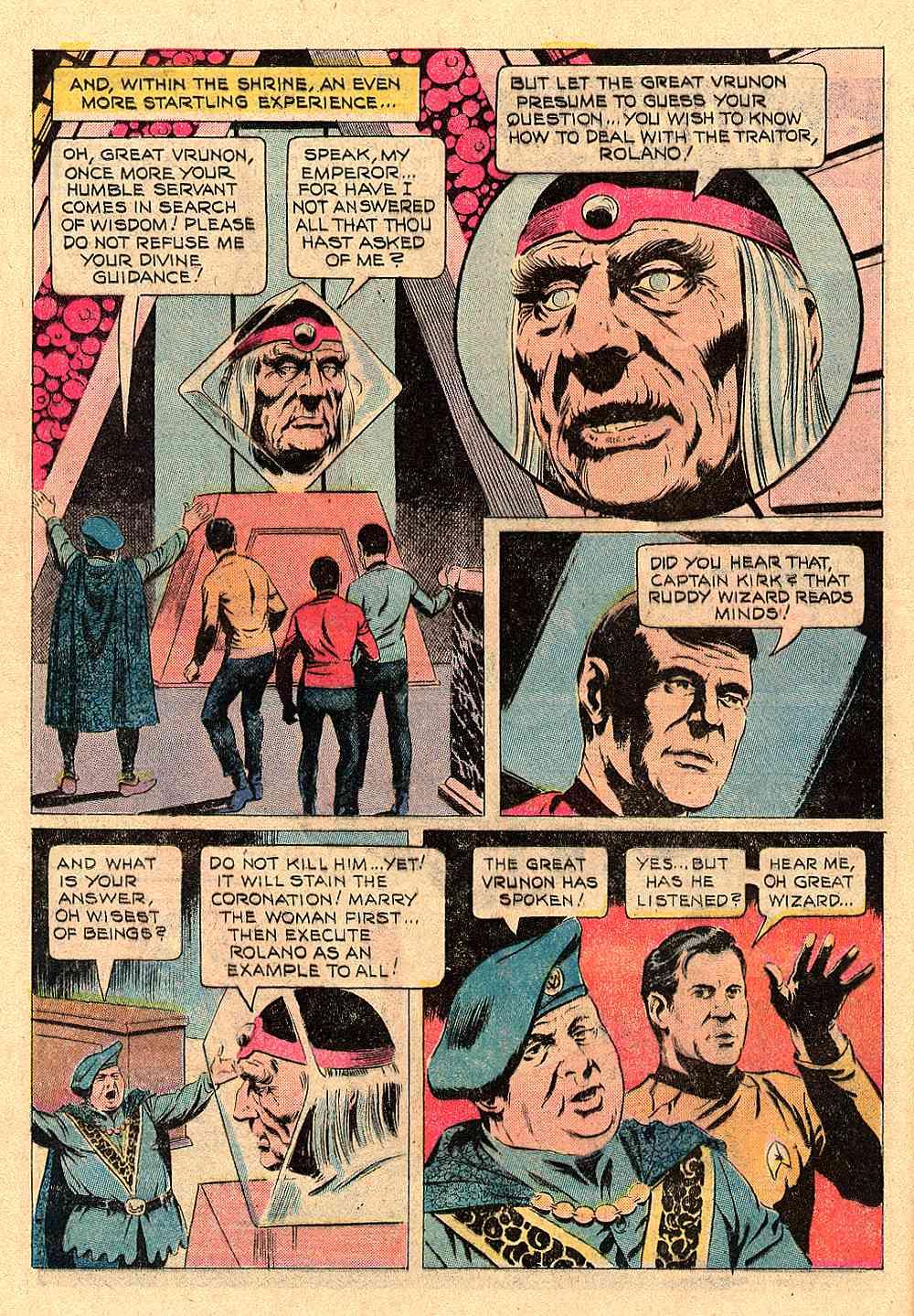Star Trek (1967) #57 #57 - English 10