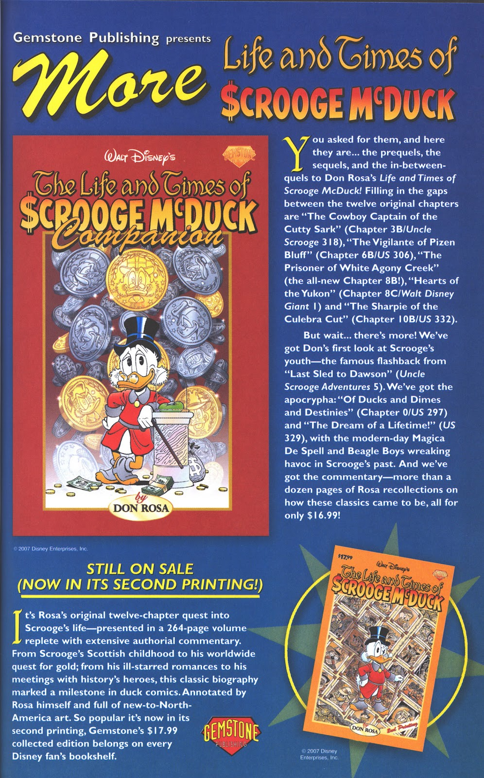 Uncle Scrooge (1953) Issue #369 #369 - English 43