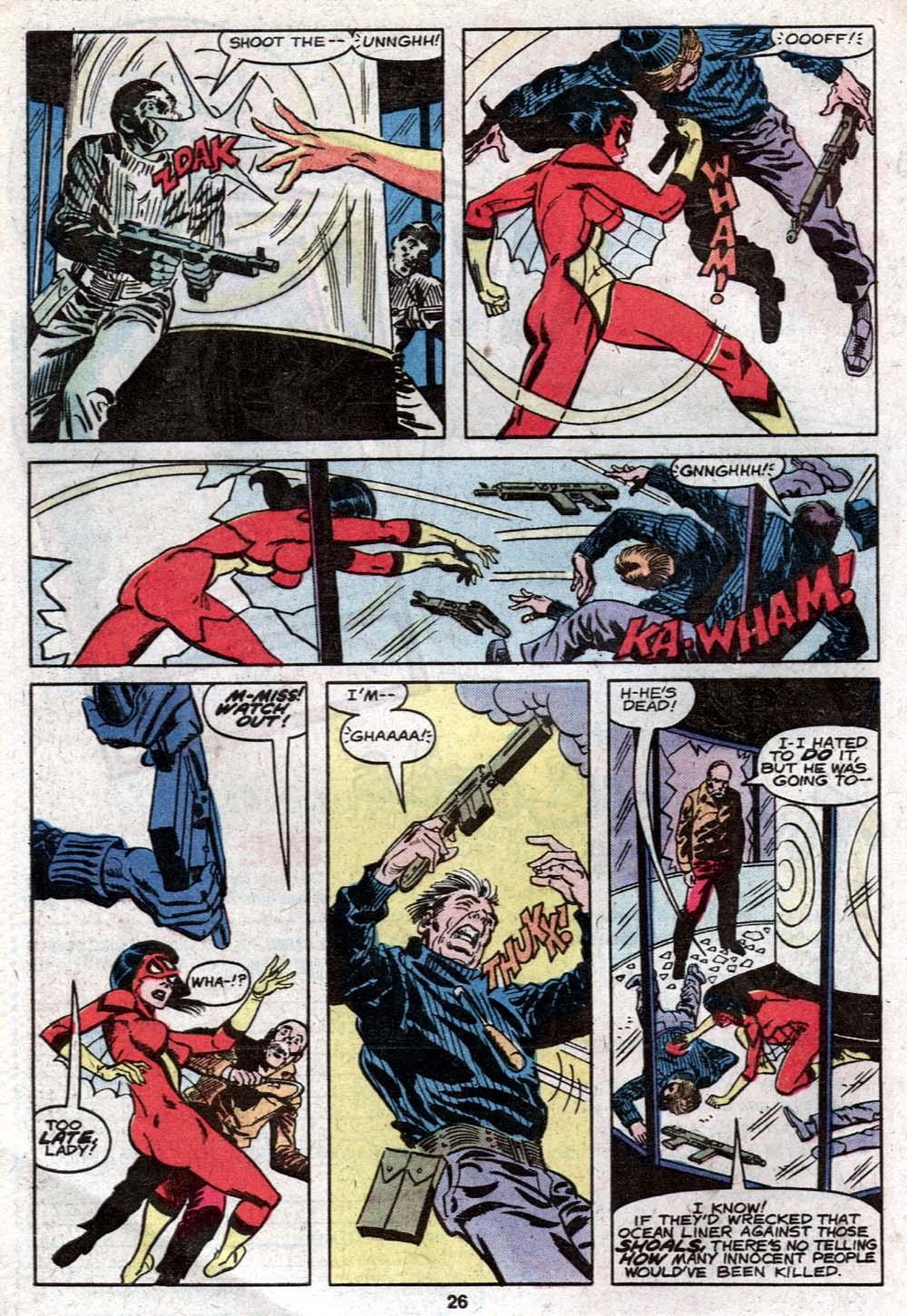 Spider-Woman (1978) #21 #30 - English 16
