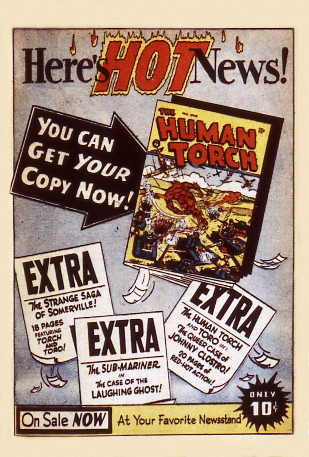Sub-Mariner Comics Issue #7 #7 - English 23