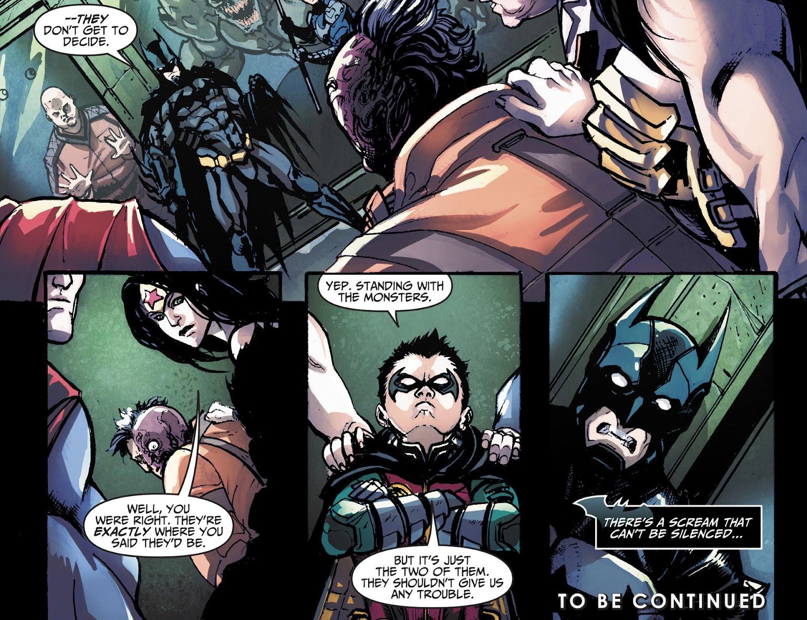 Injustice: Gods Among Us [I] Issue #14 #15 - English 22