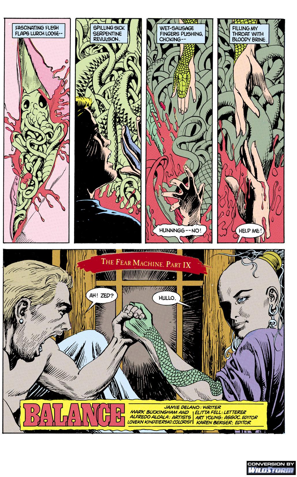 Hellblazer 22 Page 2
