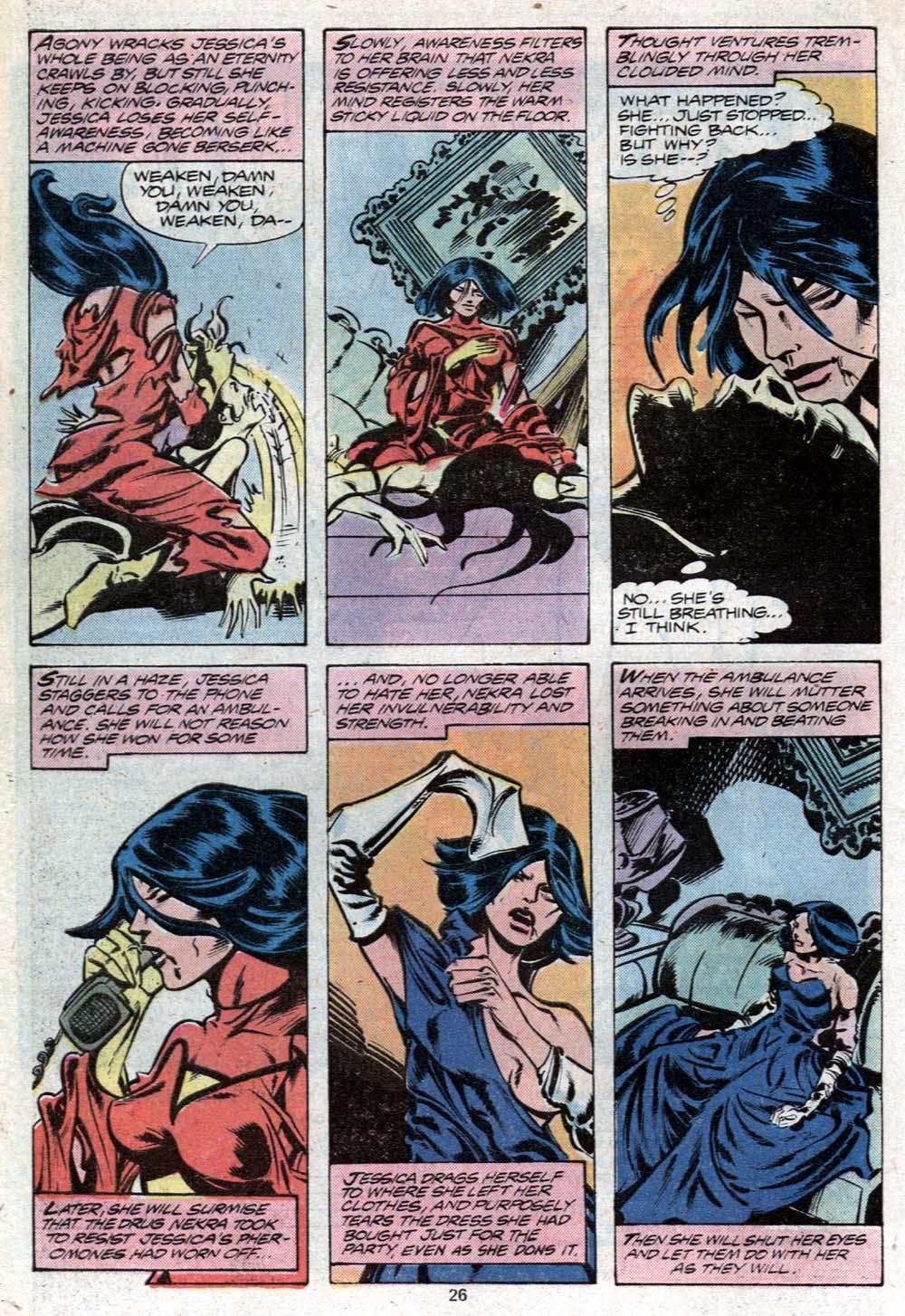 Spider-Woman (1978) #16 #35 - English 18