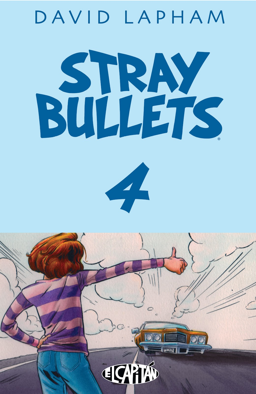 Stray Bullets Issue #4 #4 - English 1