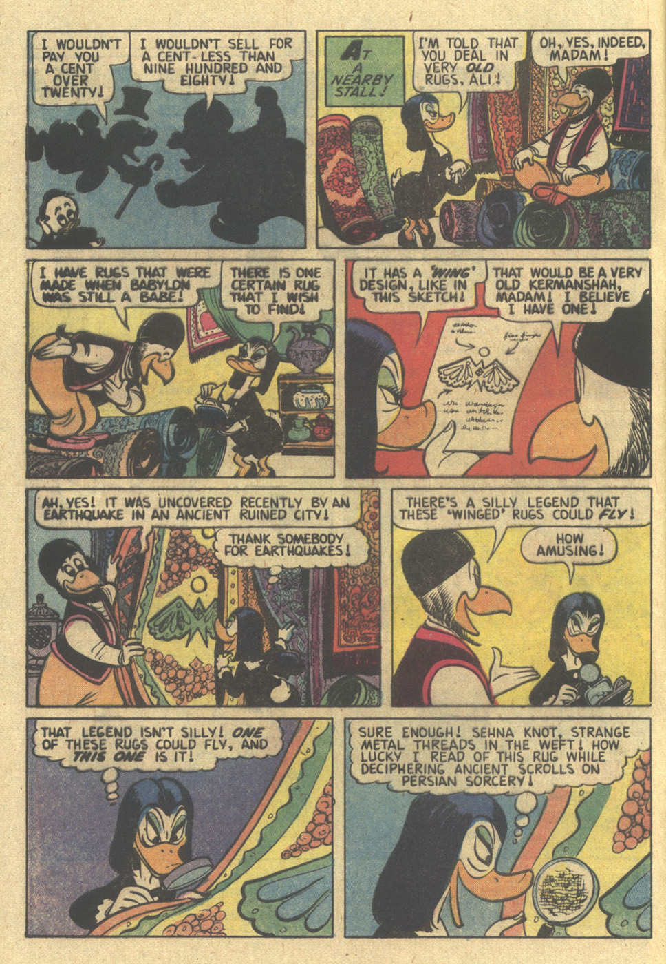 Uncle Scrooge (1953) Issue #187 #187 - English 4