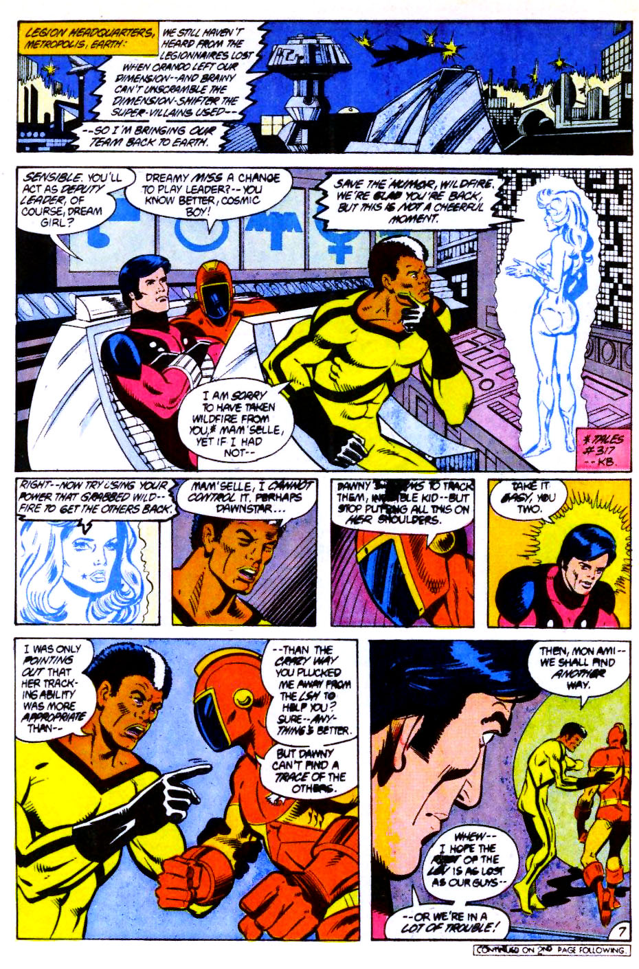 Tales of the Legion Issue #331 #18 - English 8
