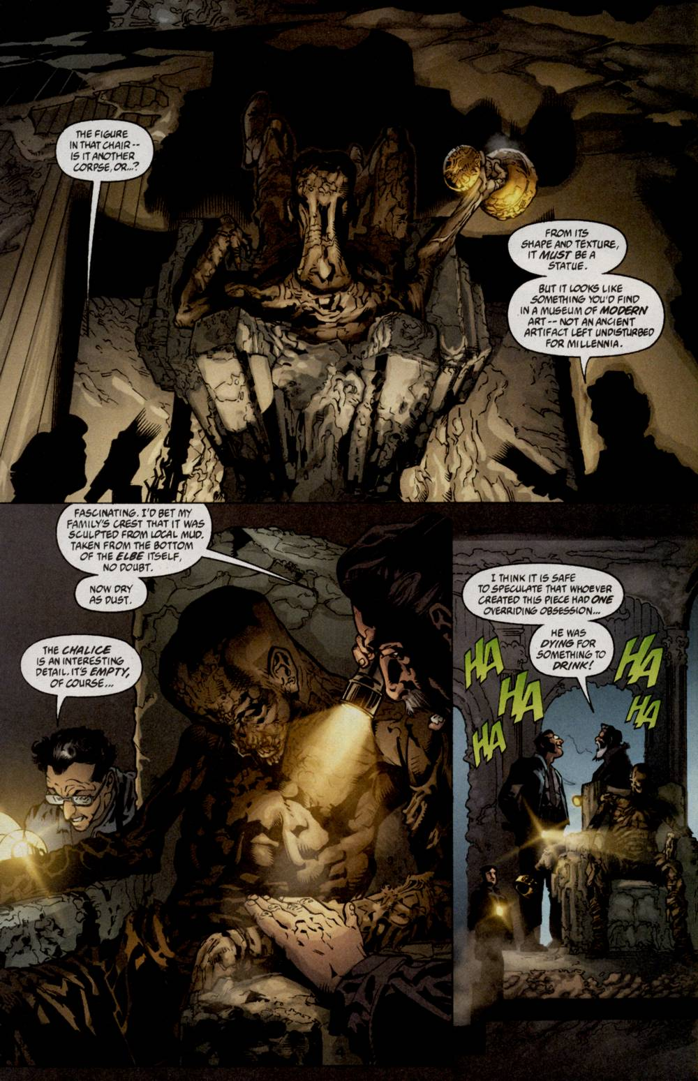 Aquaman (2003) Issue #5 #5 - English 6