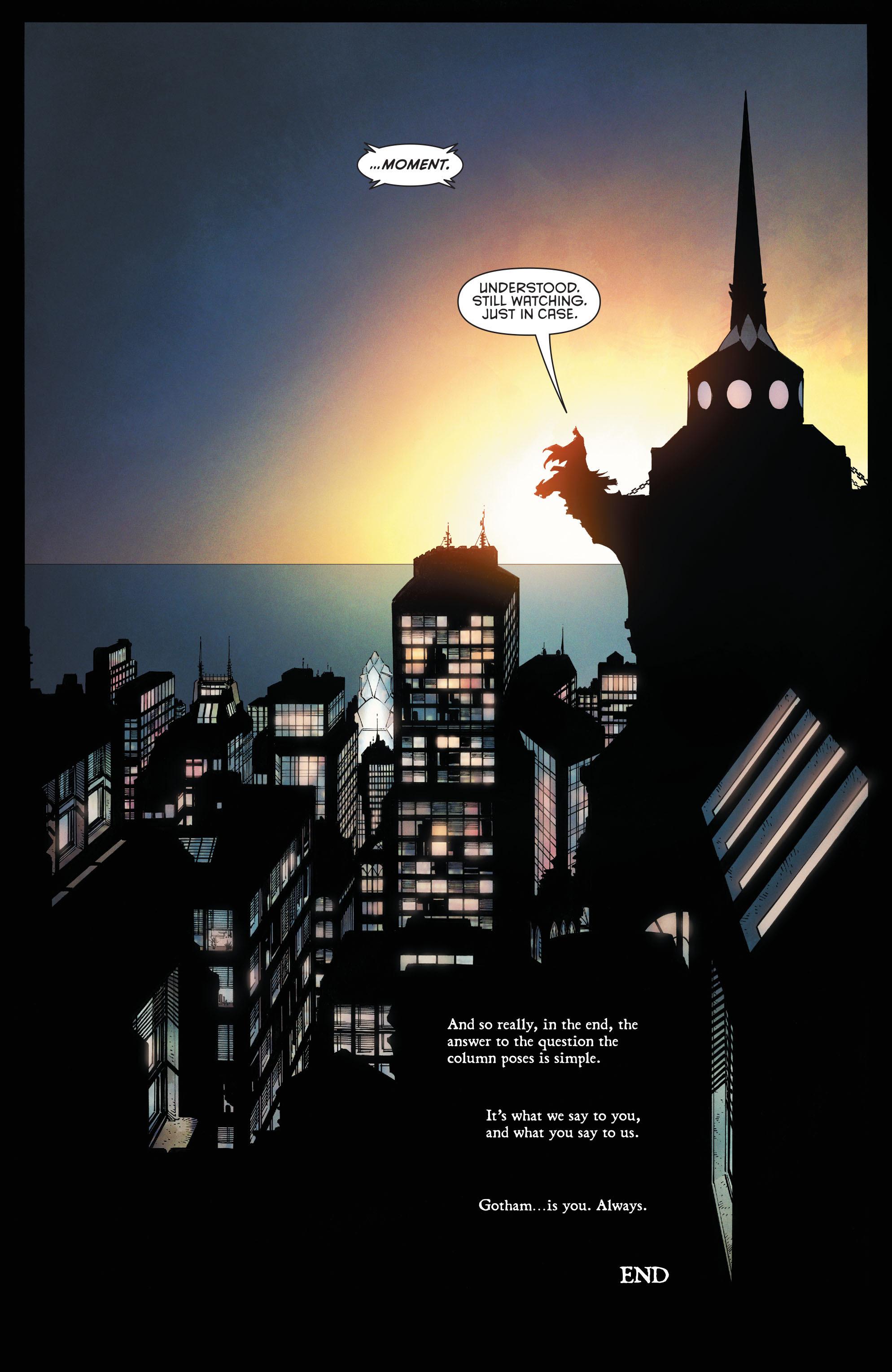 Batman (2011) #51 #74 - English 21