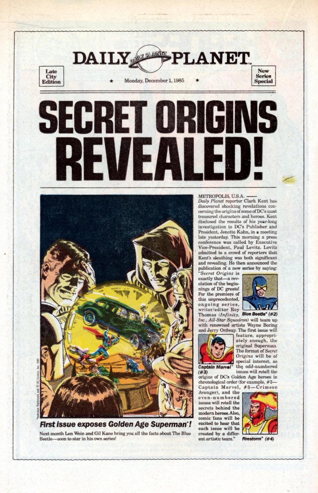 Aquaman (1986) Issue #3 #3 - English 14