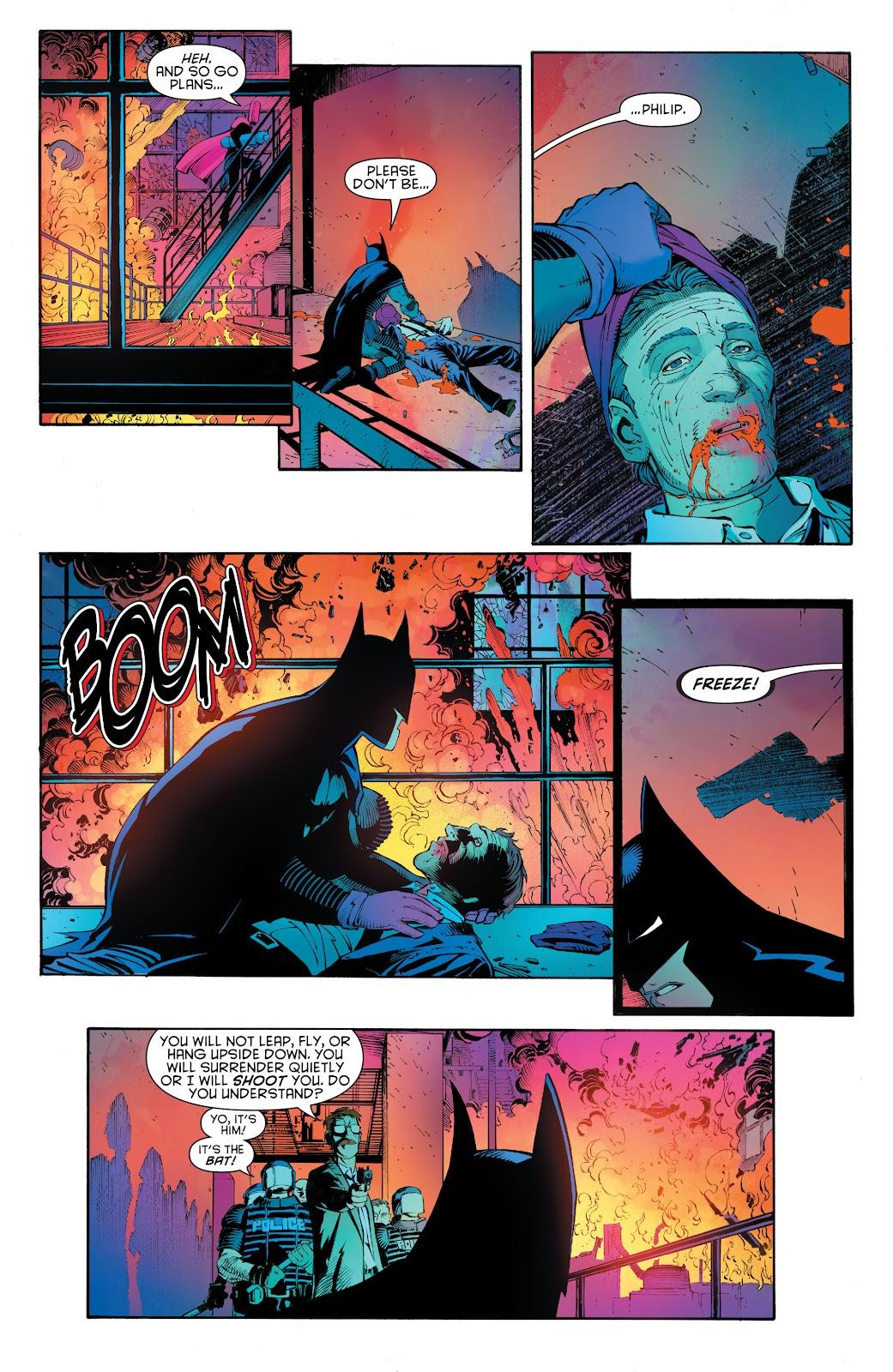 Batman (2011) Issue #24 #43 - English 35
