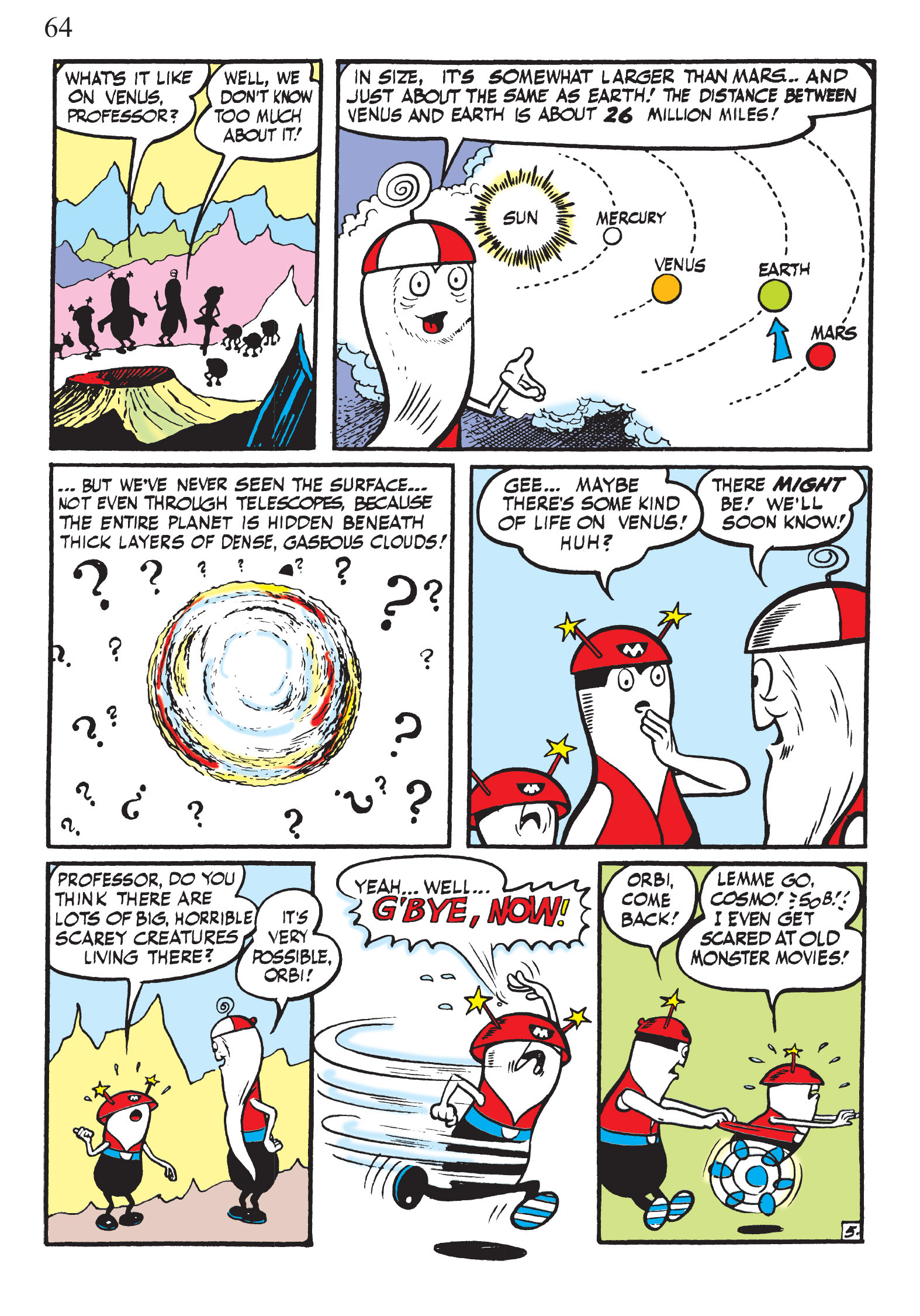 Read online The Best of Archie Comics comic -  Issue # TPB 2 (Part 1) - 66