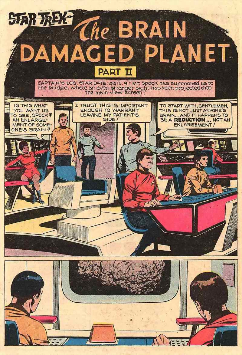Star Trek (1967) #58 #58 - English 13